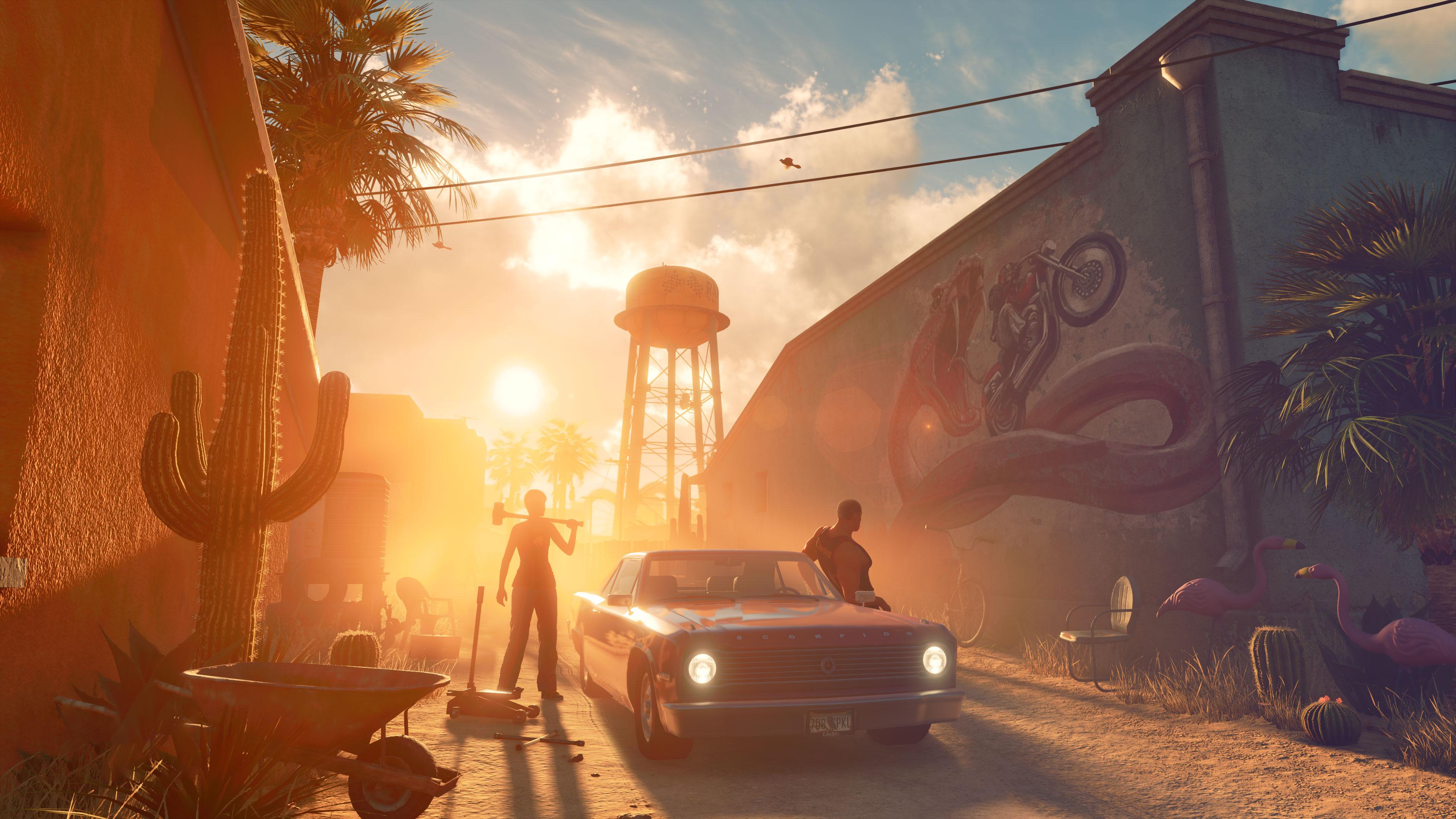 Скриншот №3 к Saints Row Platinum Edition PS4PS5