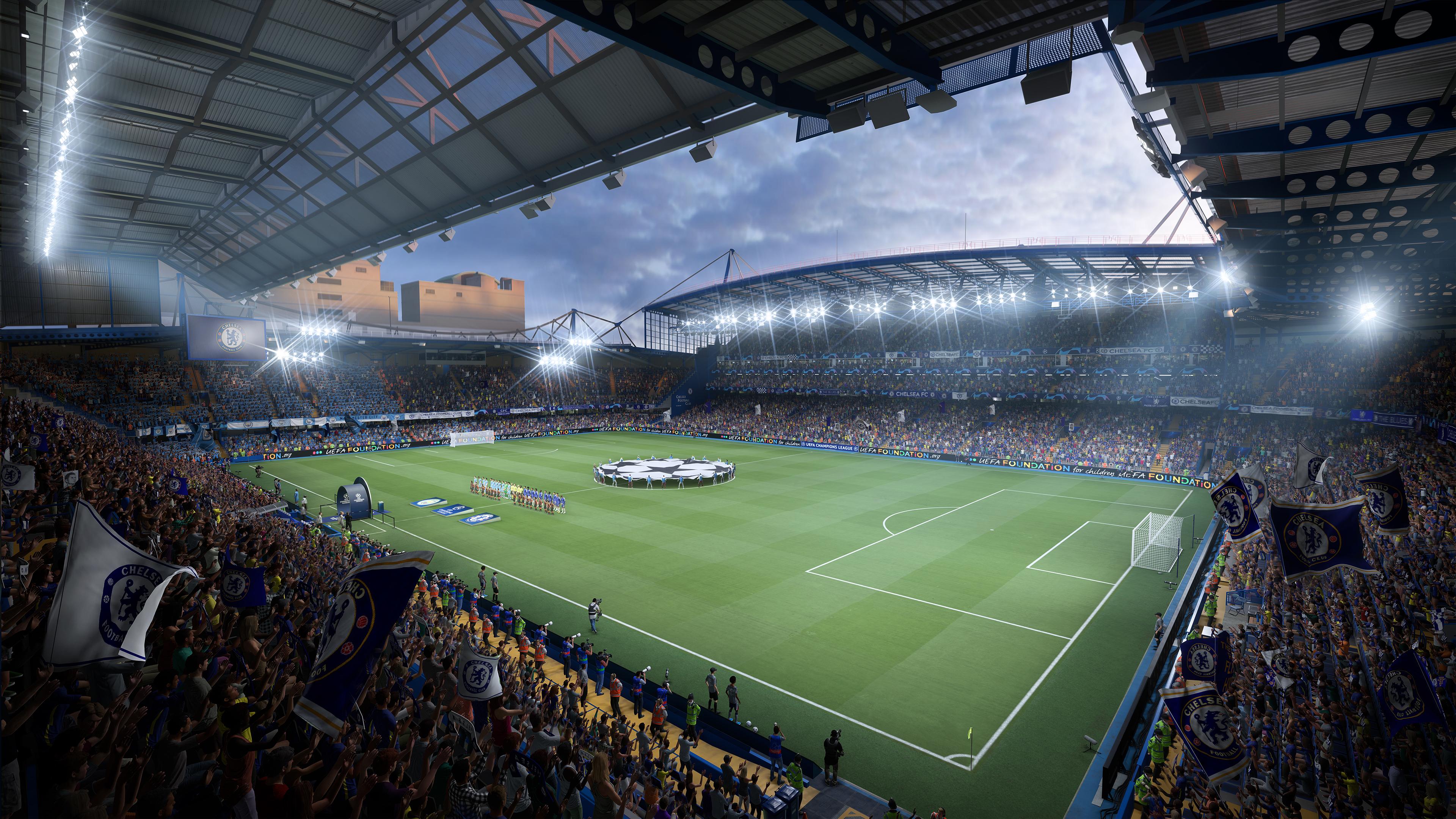 Скриншот №4 к FIFA 22 PS5