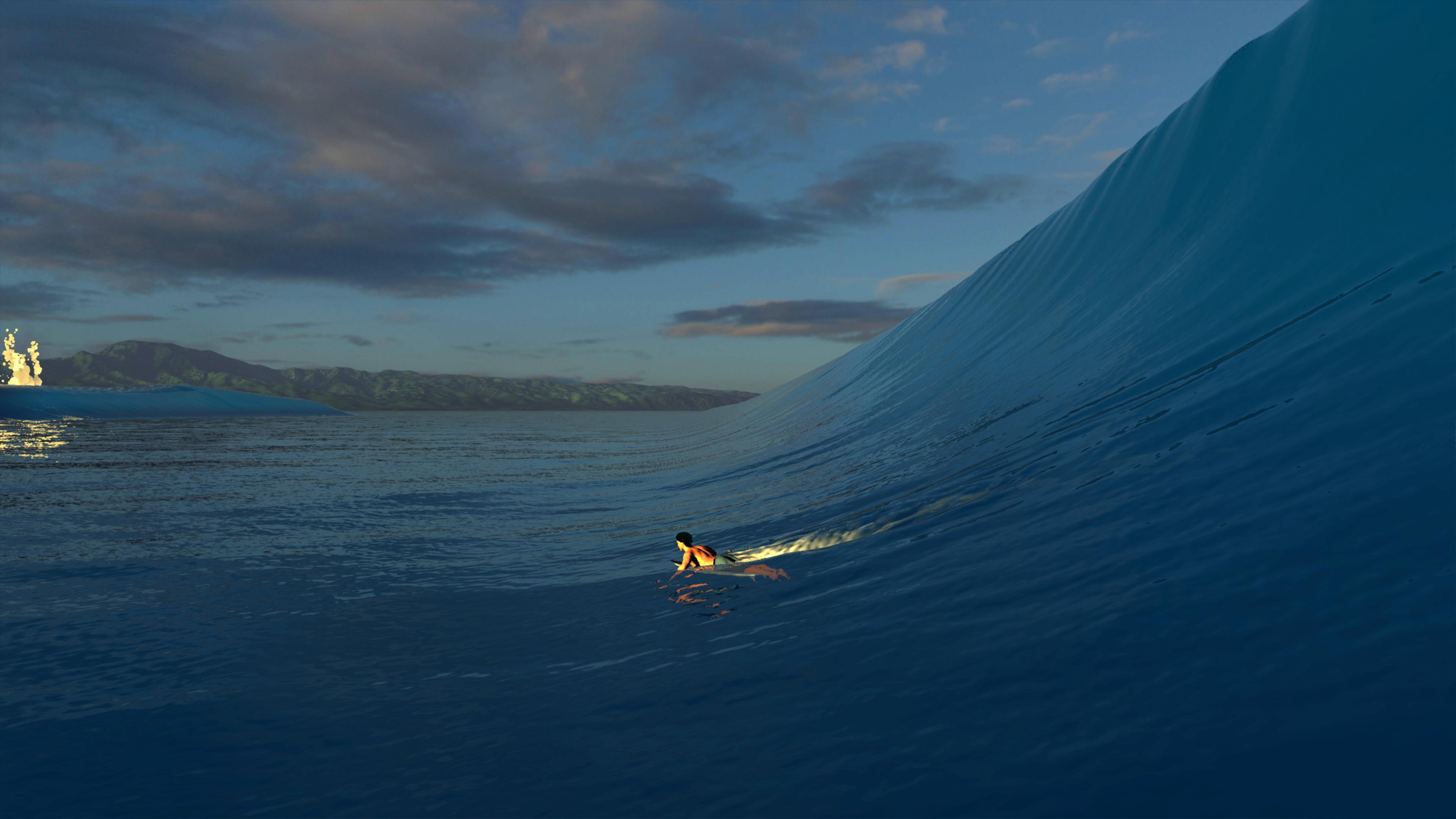 Скриншот №9 к Virtual Surfing