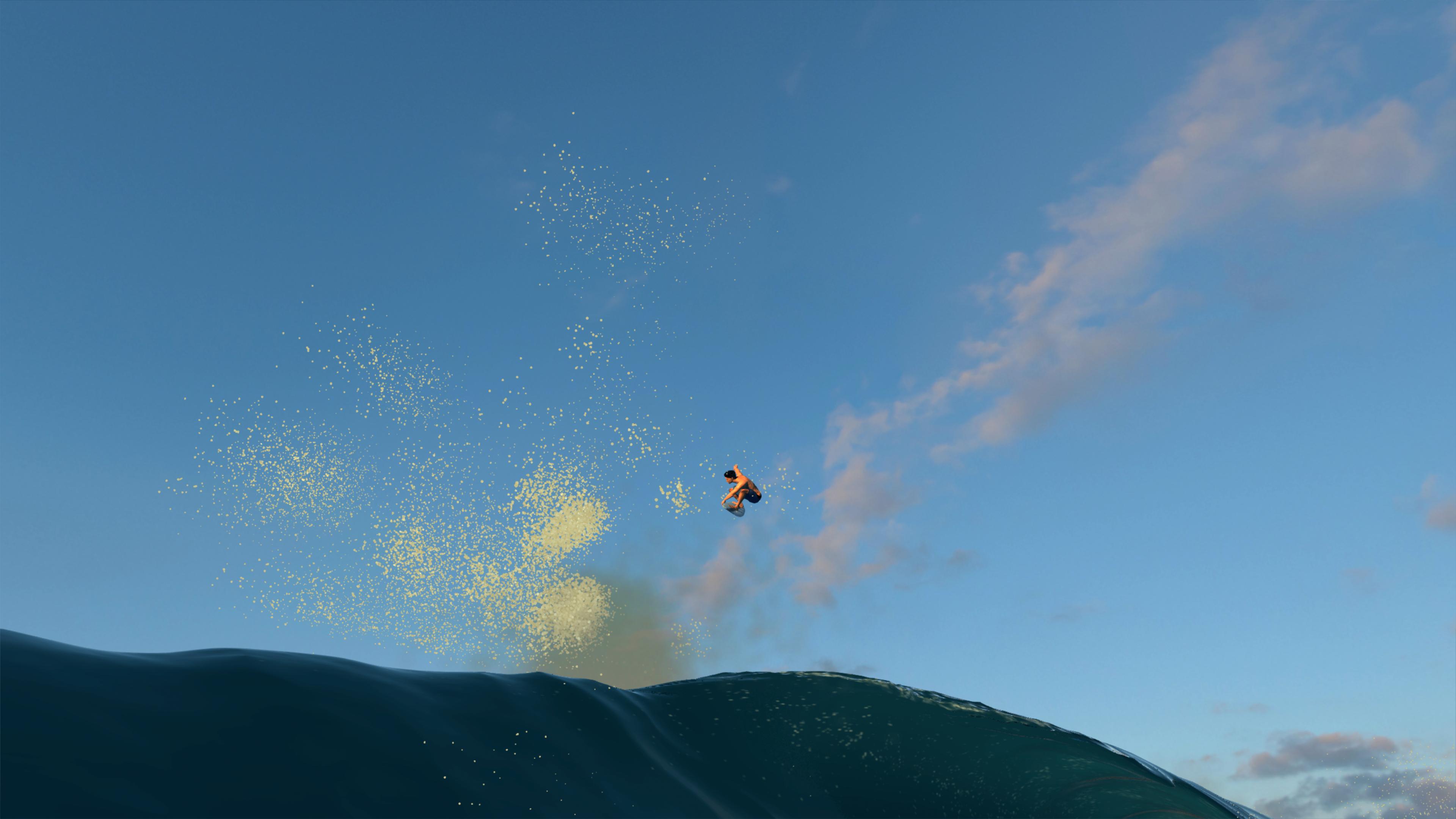 Скриншот №2 к Virtual Surfing