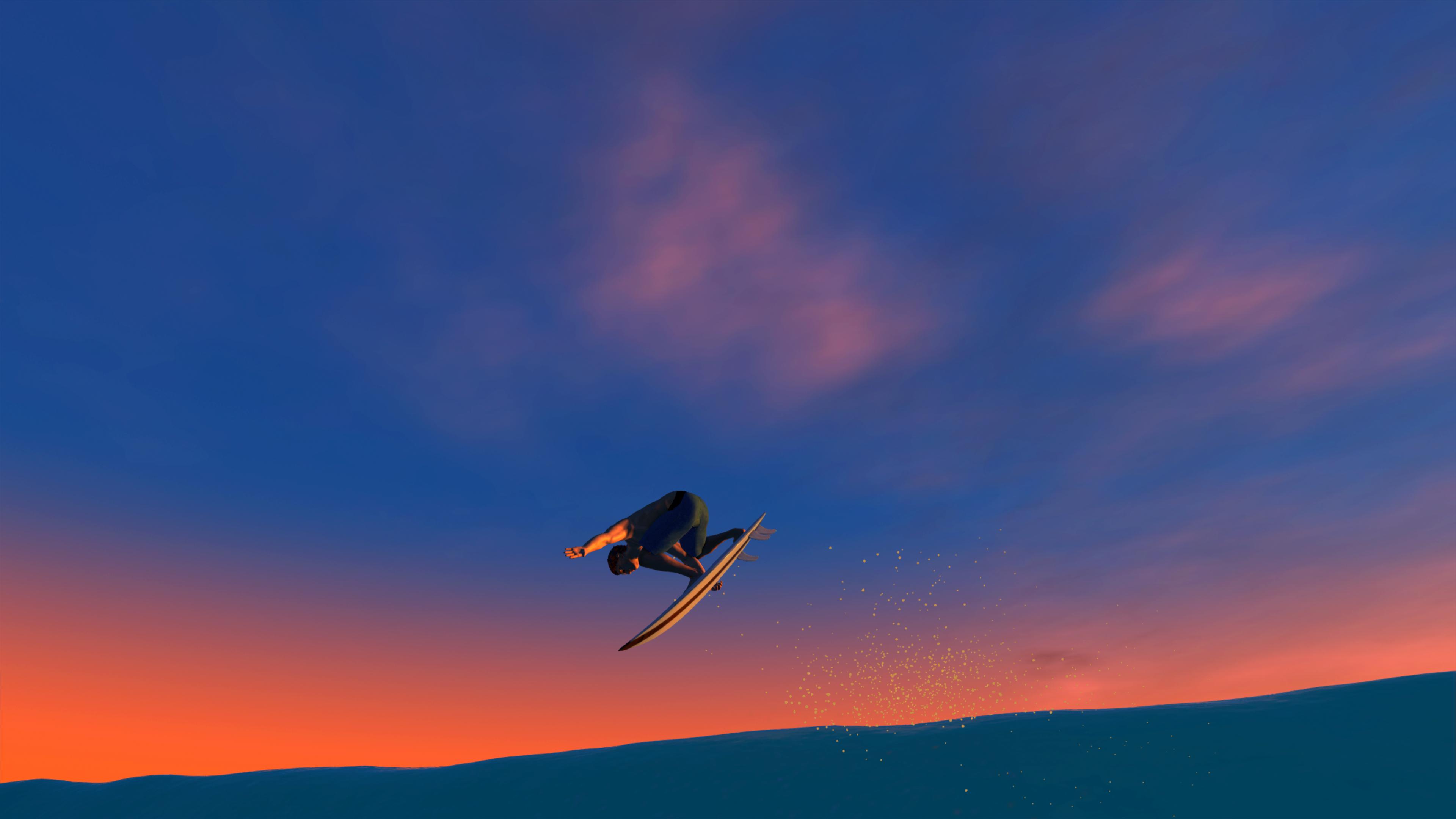 Скриншот №1 к Virtual Surfing