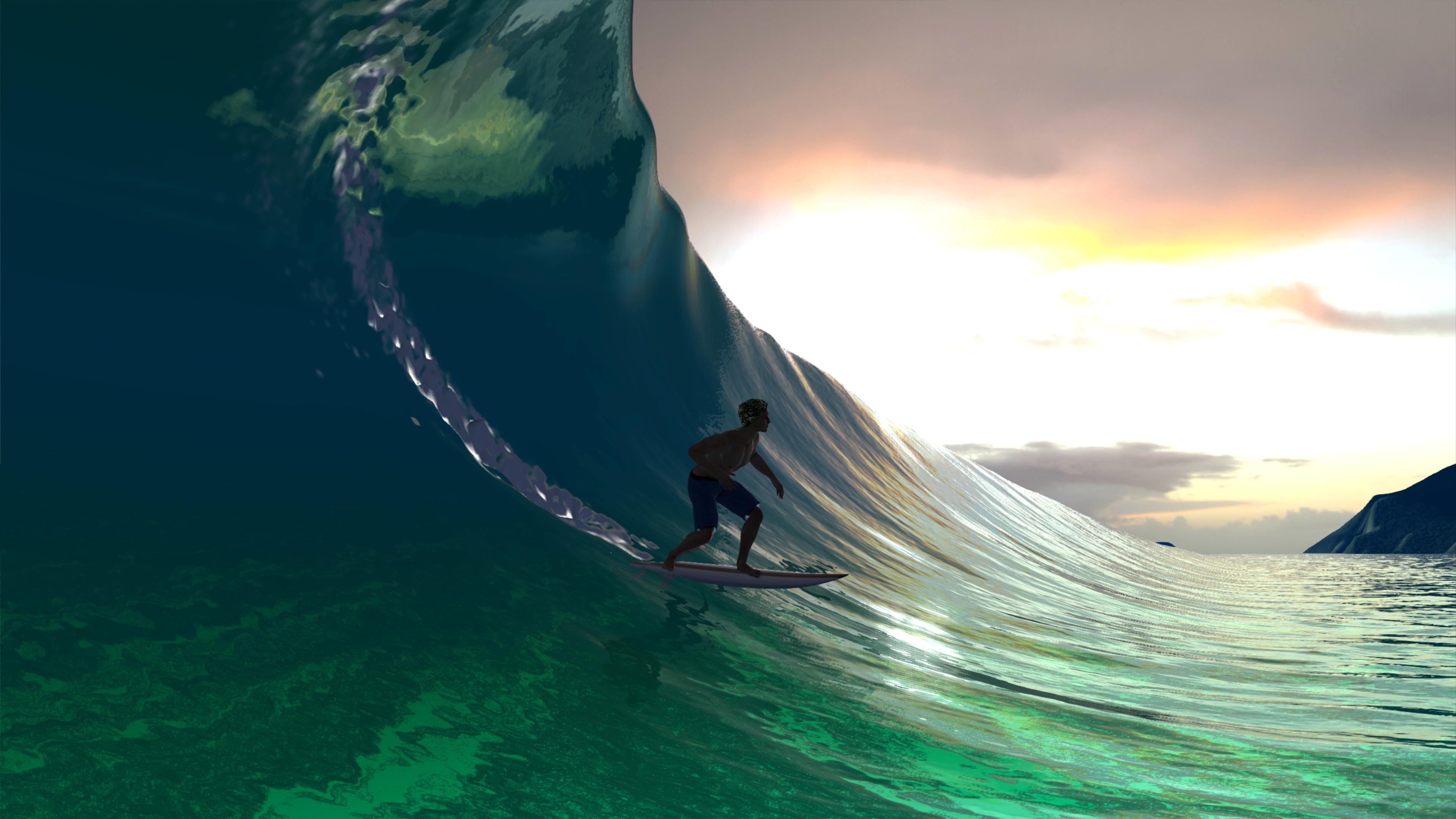 Скриншот №6 к Virtual Surfing