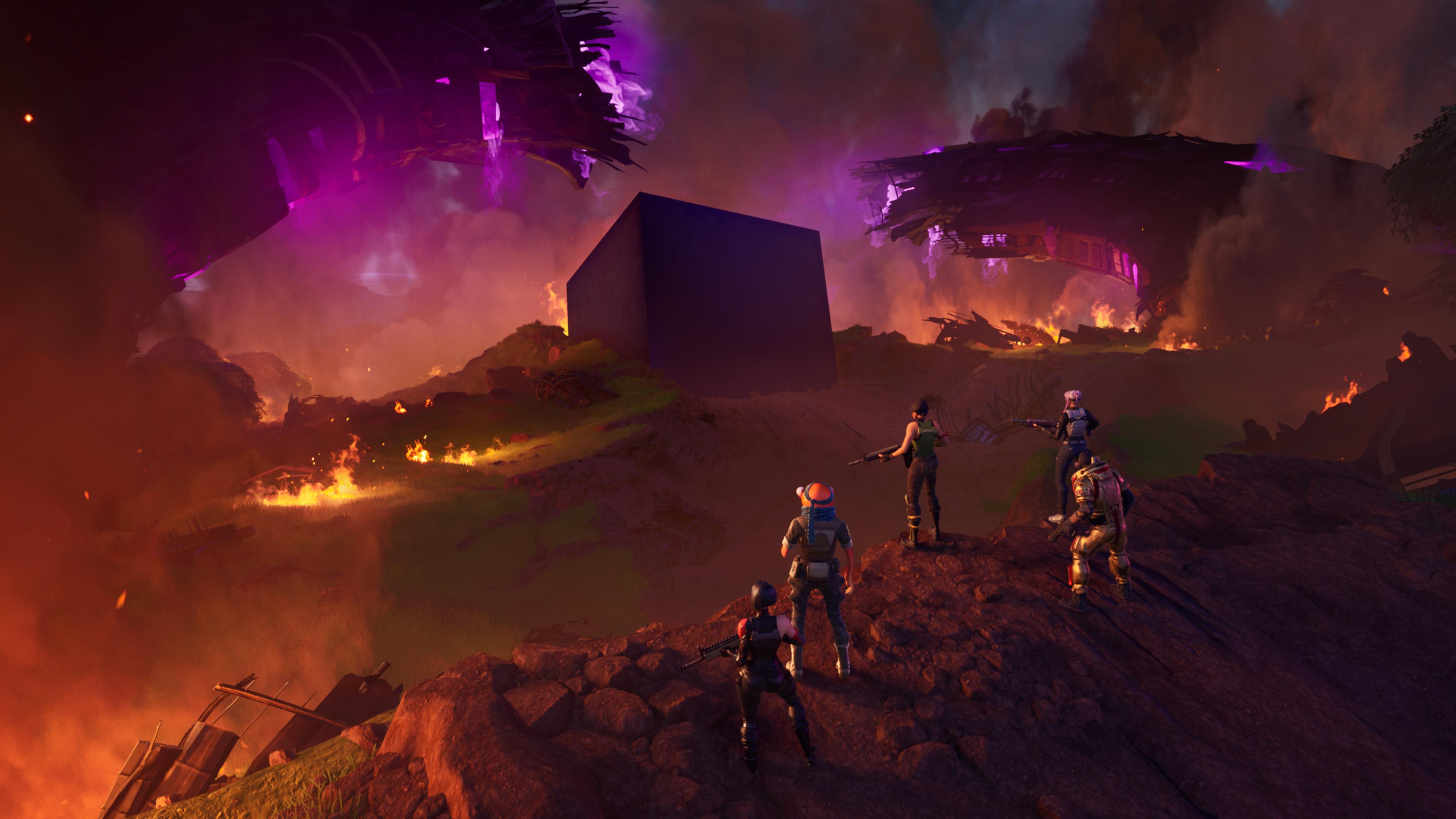 Скриншот №1 к Fortnite