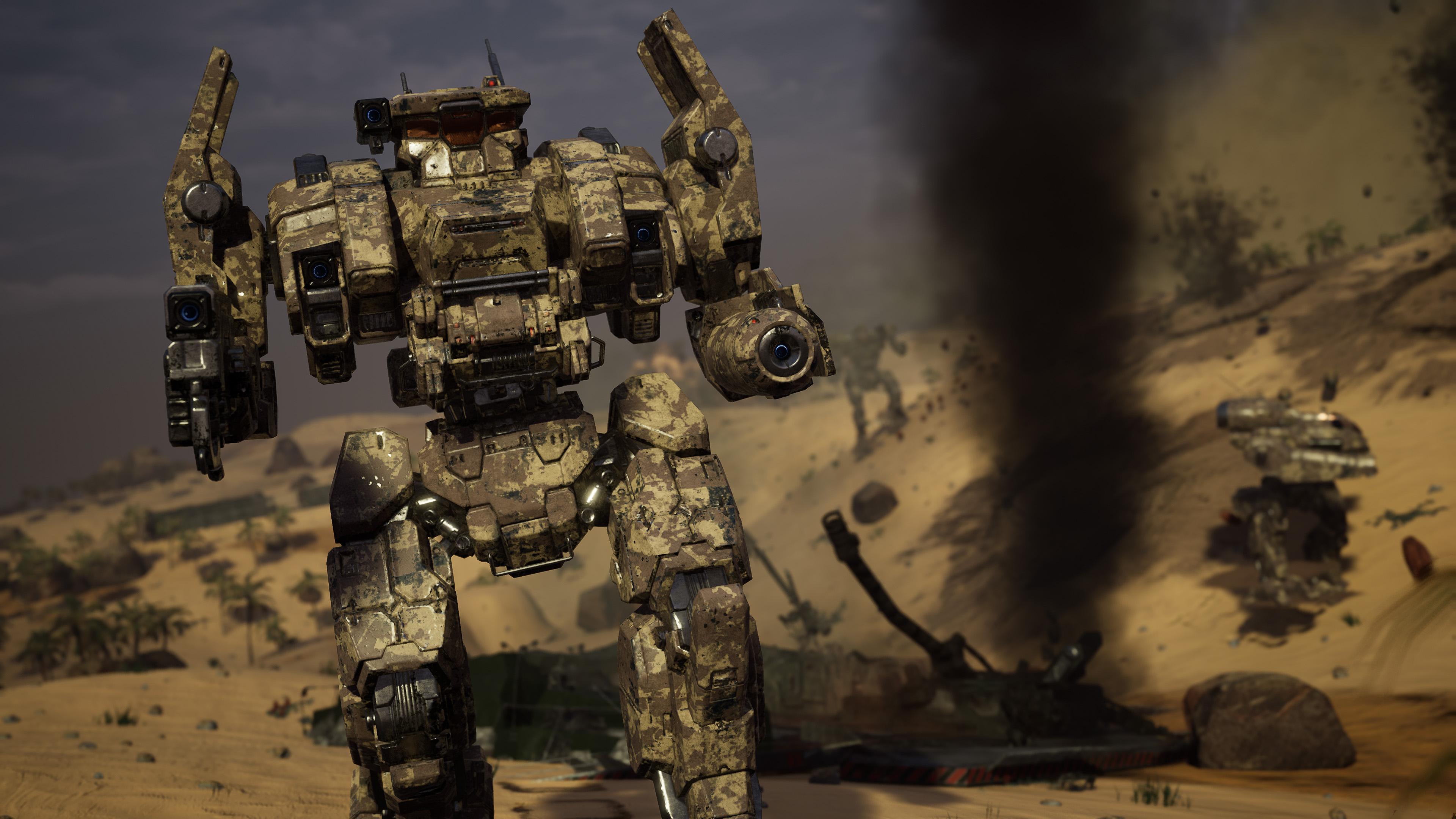 Скриншот №5 к MechWarrior 5 Mercenaries - Герои Inner Sphere