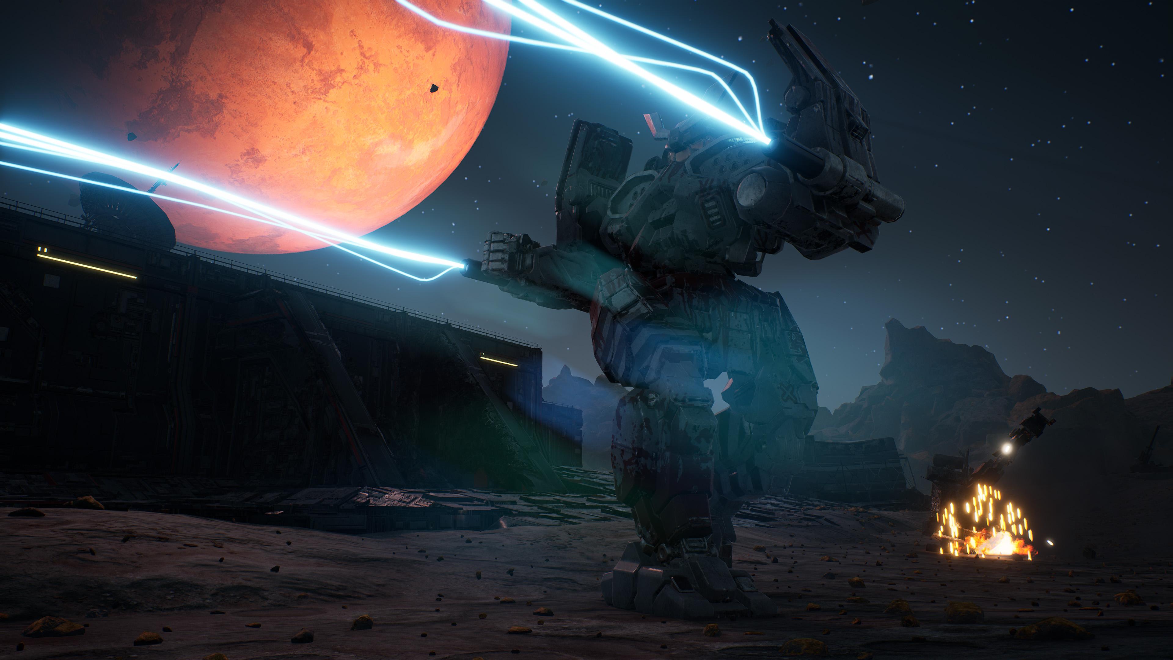 Скриншот №3 к MechWarrior 5 Mercenaries - Герои Inner Sphere