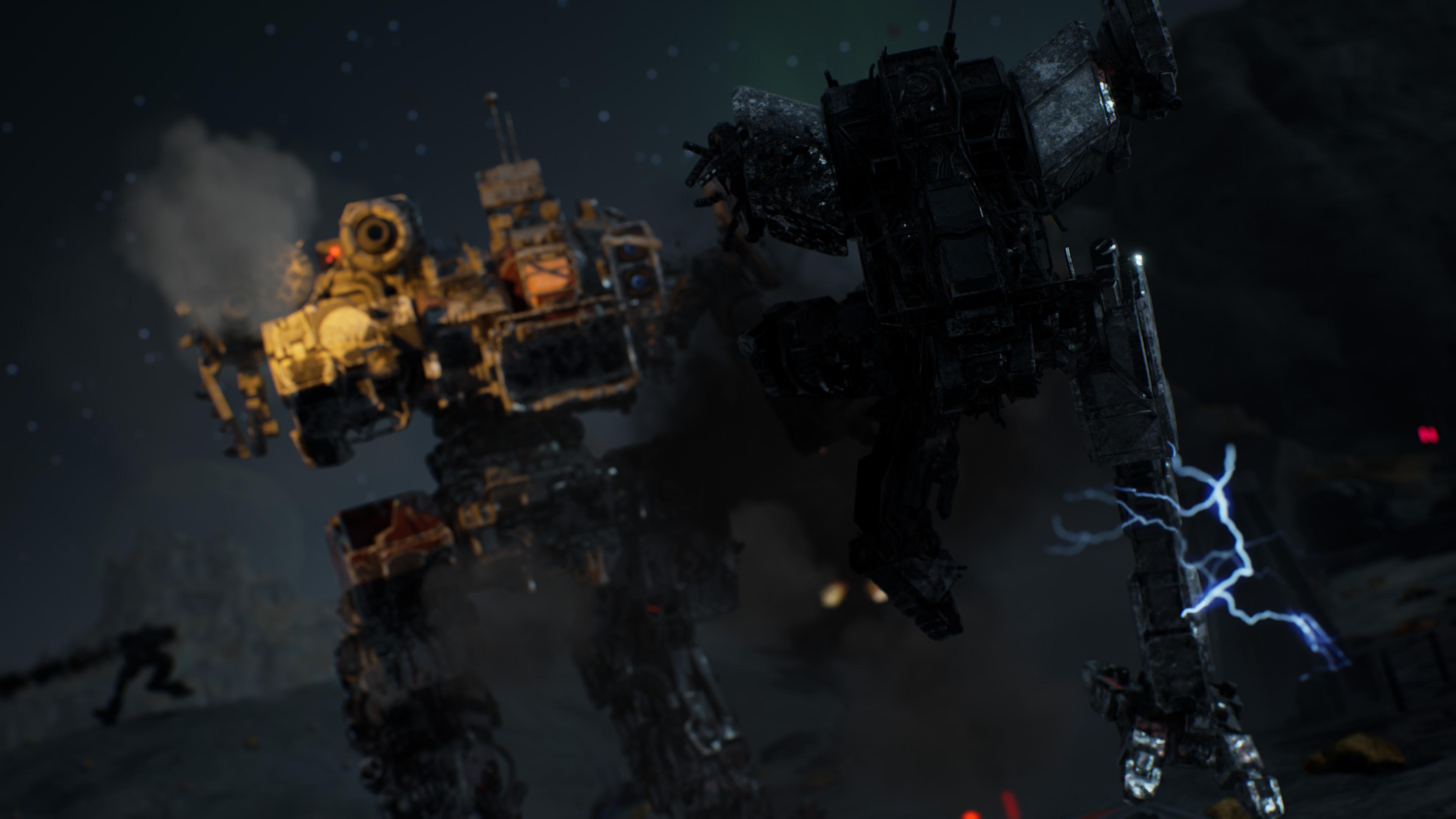 Скриншот №6 к MechWarrior 5 Mercenaries - Герои Inner Sphere