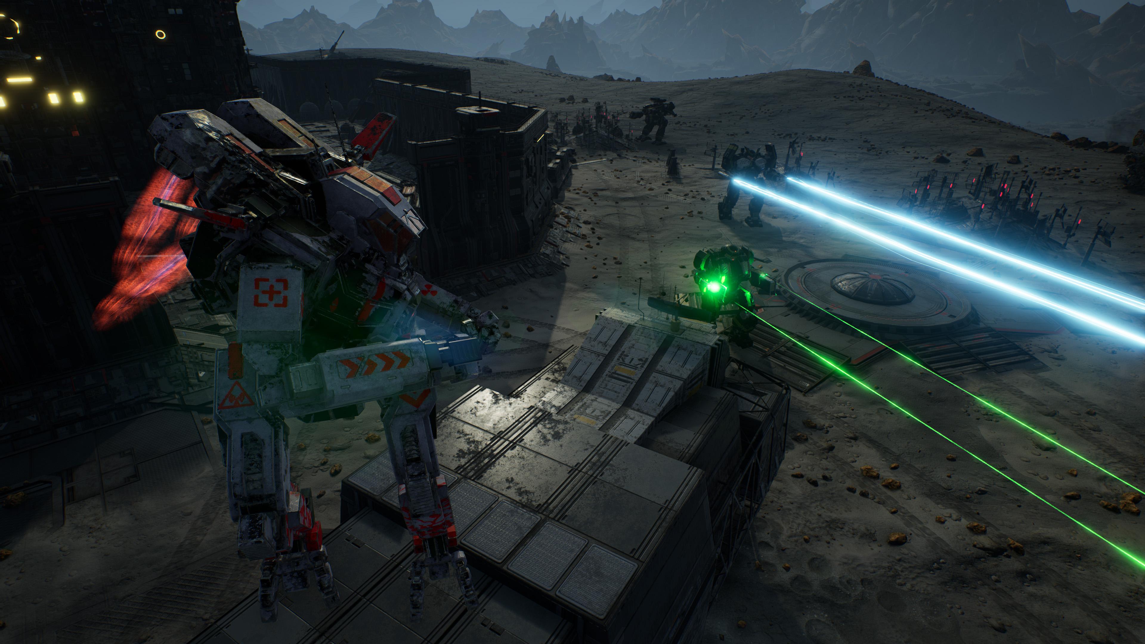 Скриншот №4 к MechWarrior 5 Mercenaries - Герои Inner Sphere