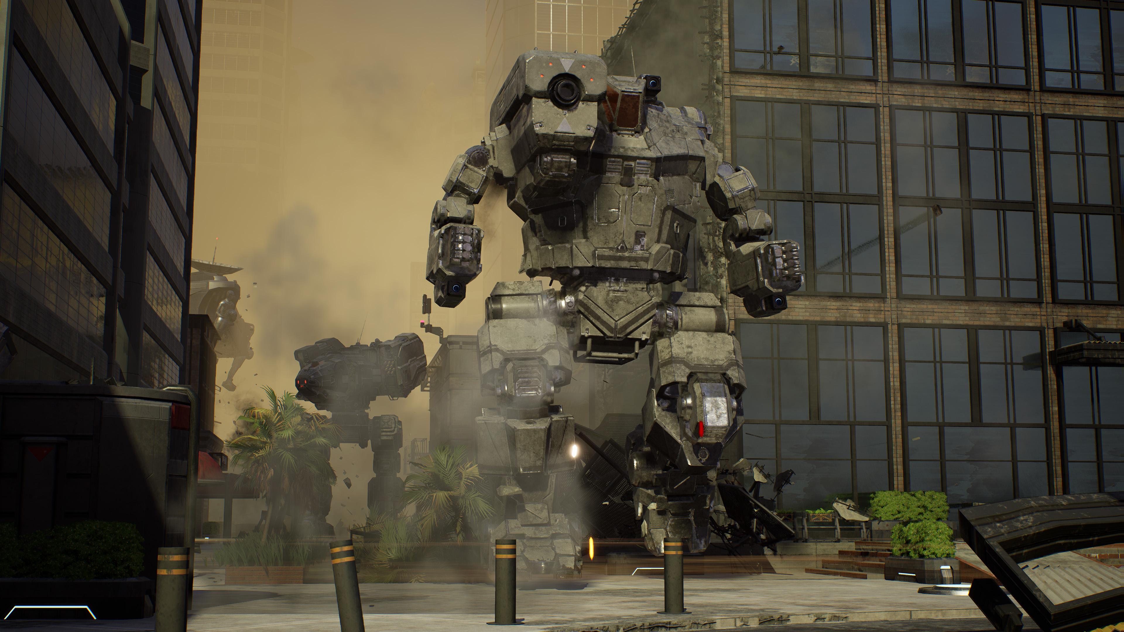 Скриншот №3 к MechWarrior 5 Mercenaries