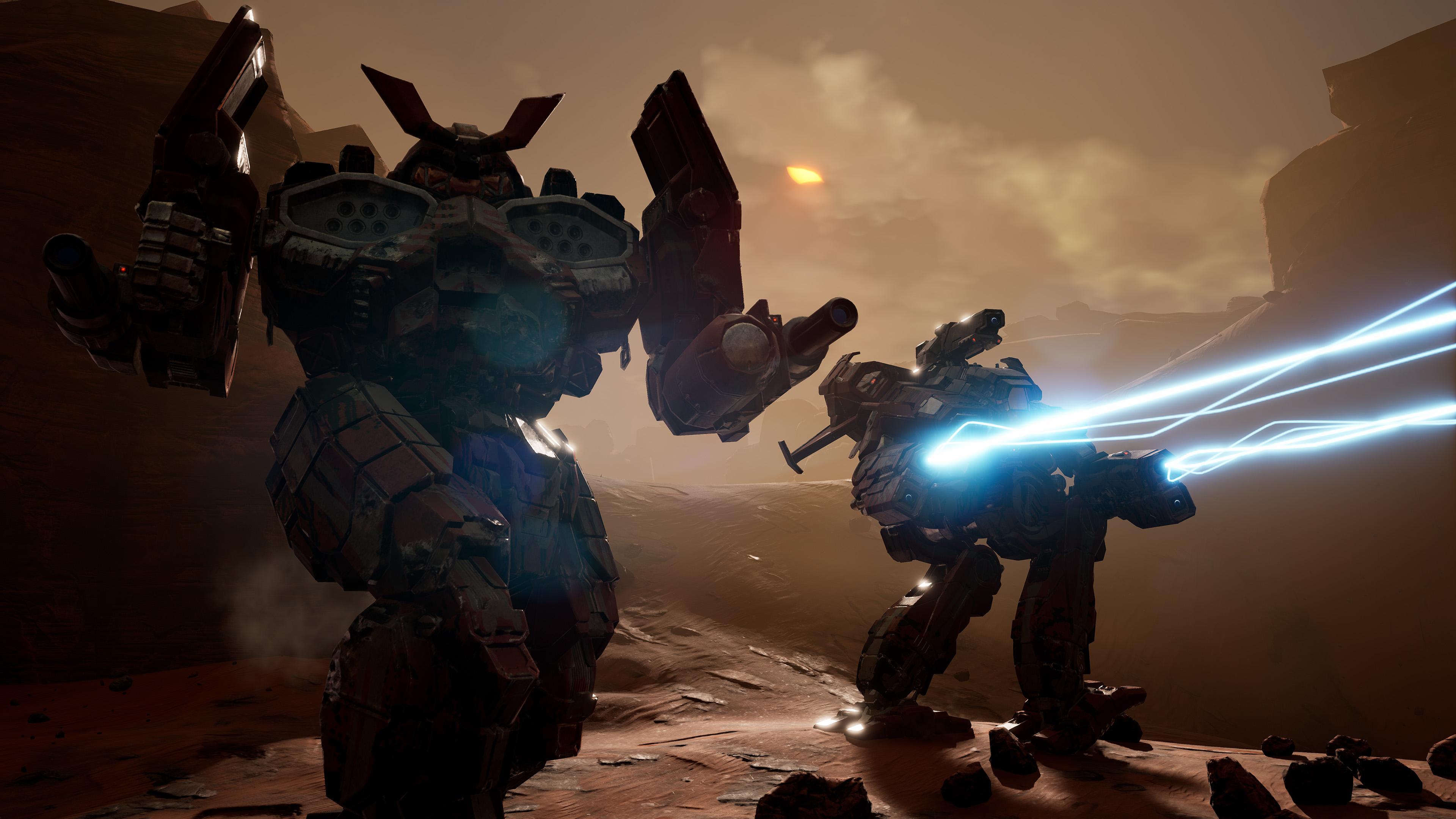 Скриншот №2 к MechWarrior 5 Mercenaries - Герои Inner Sphere