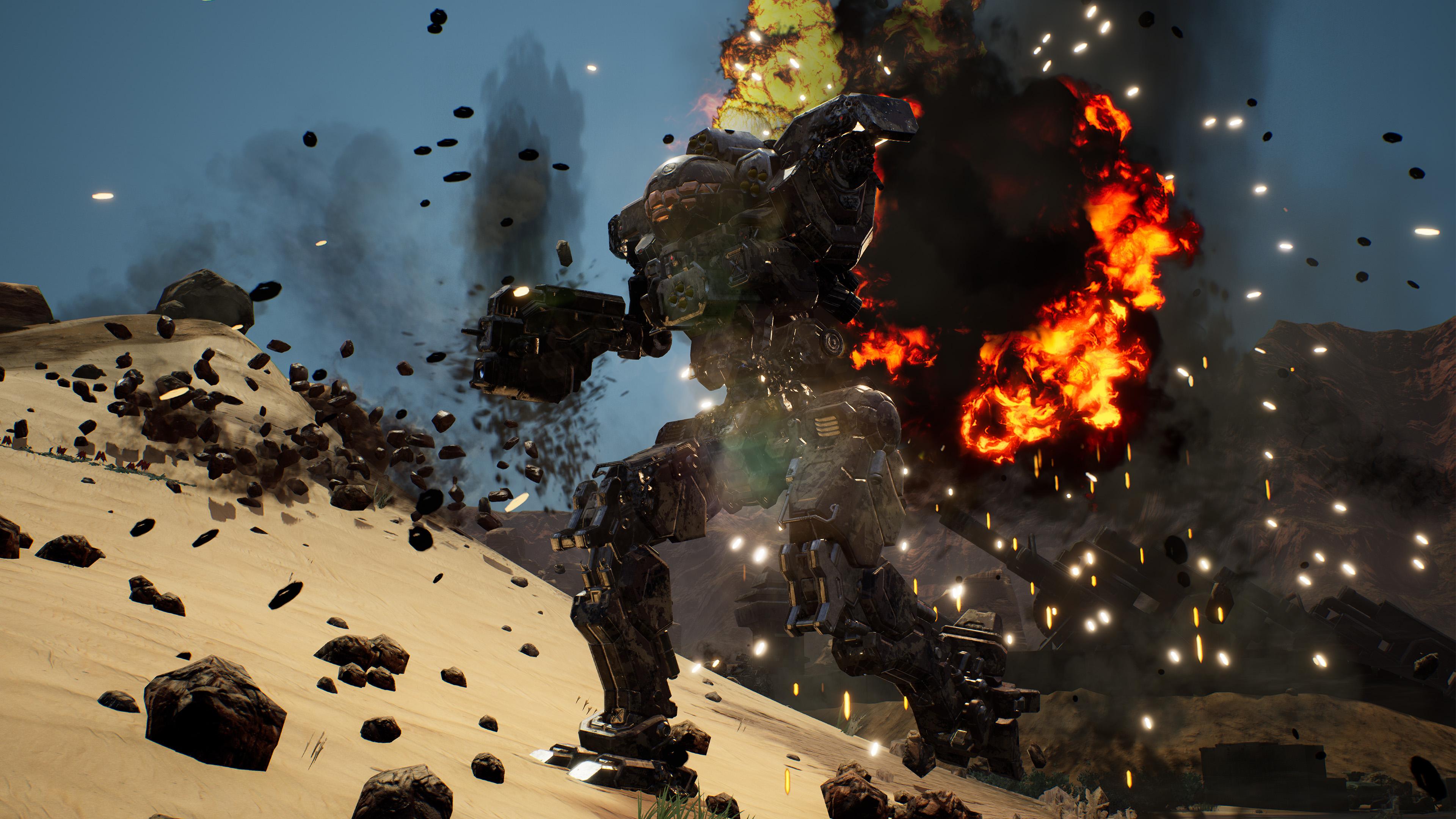 Скриншот №9 к MechWarrior 5 Mercenaries - Герои Inner Sphere