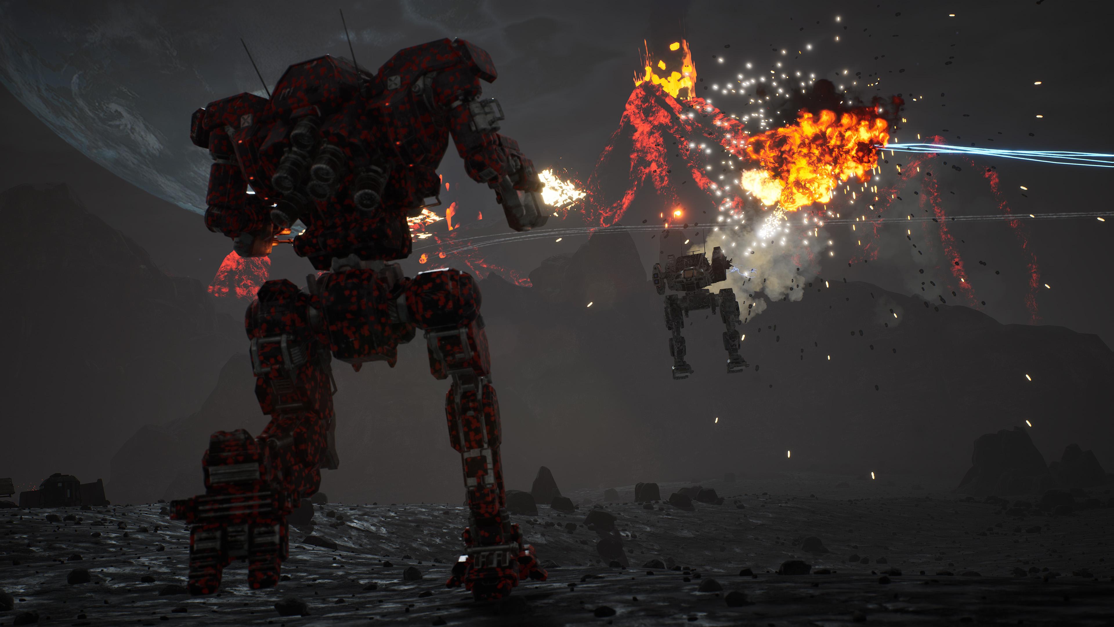 Скриншот №5 к MechWarrior 5 Mercenaries - JumpShip Edition