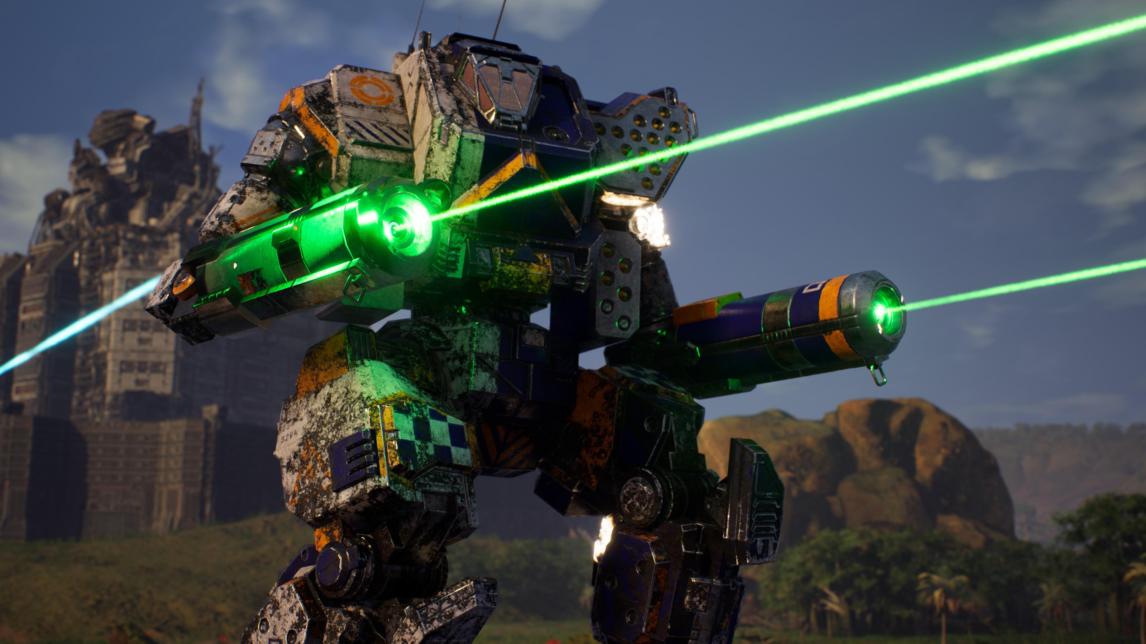 Скриншот №9 к MechWarrior 5 Mercenaries - JumpShip Edition