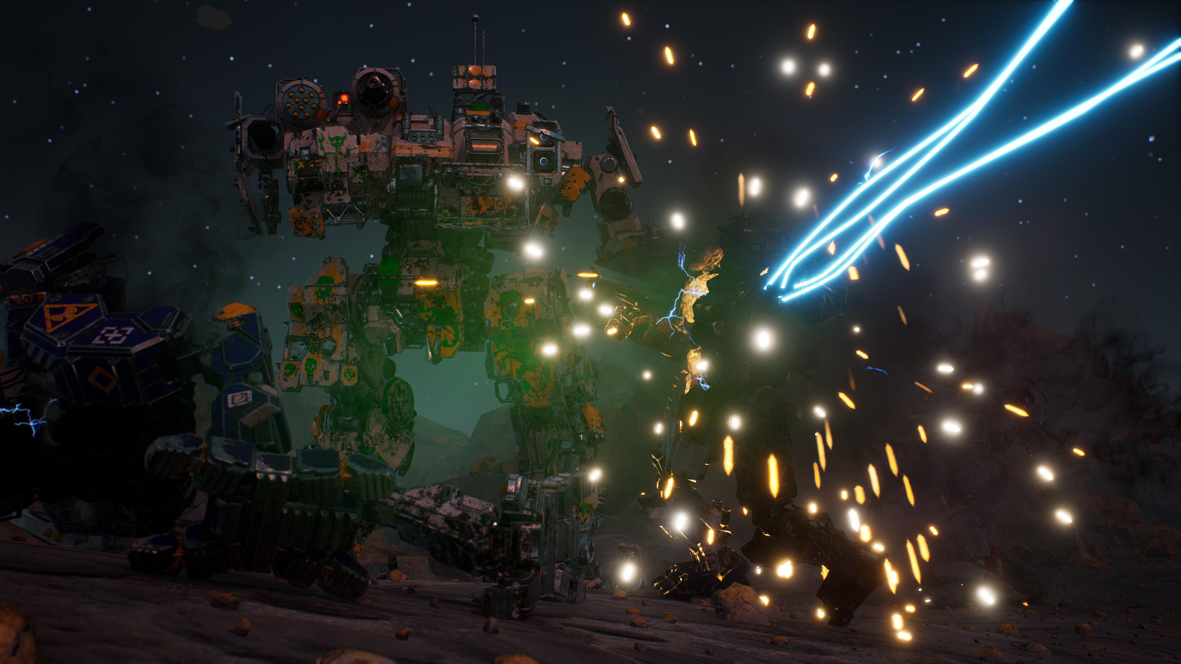 Скриншот №3 к MechWarrior 5 Mercenaries - JumpShip Edition