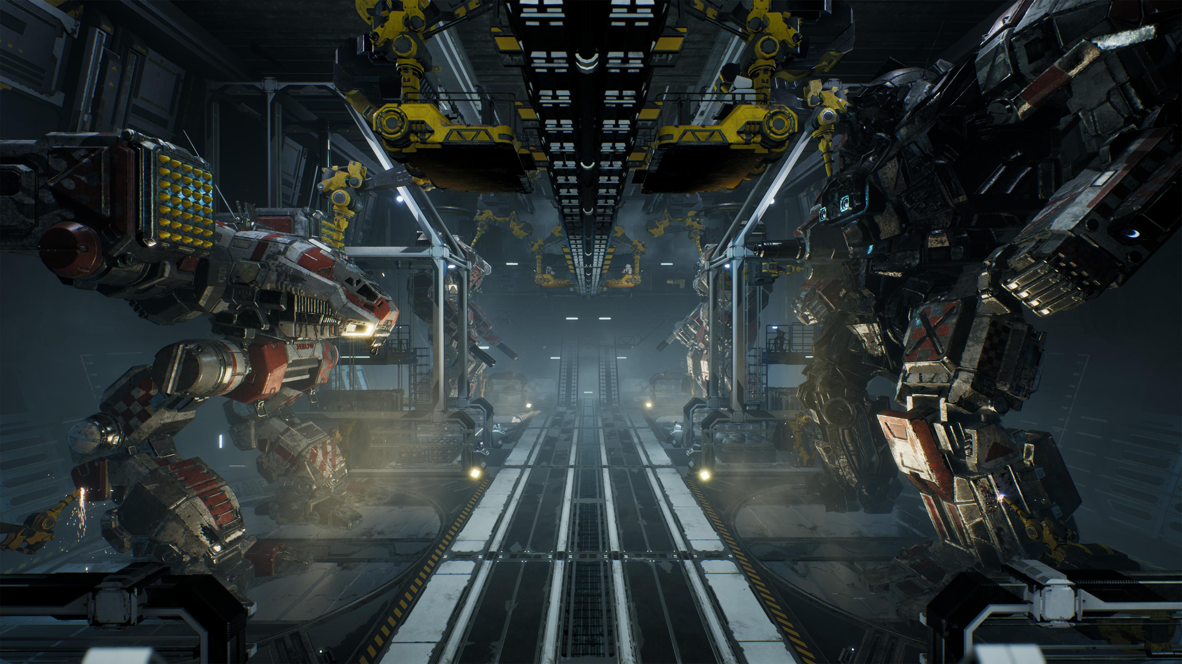 Скриншот №4 к MechWarrior 5 Mercenaries - JumpShip Edition