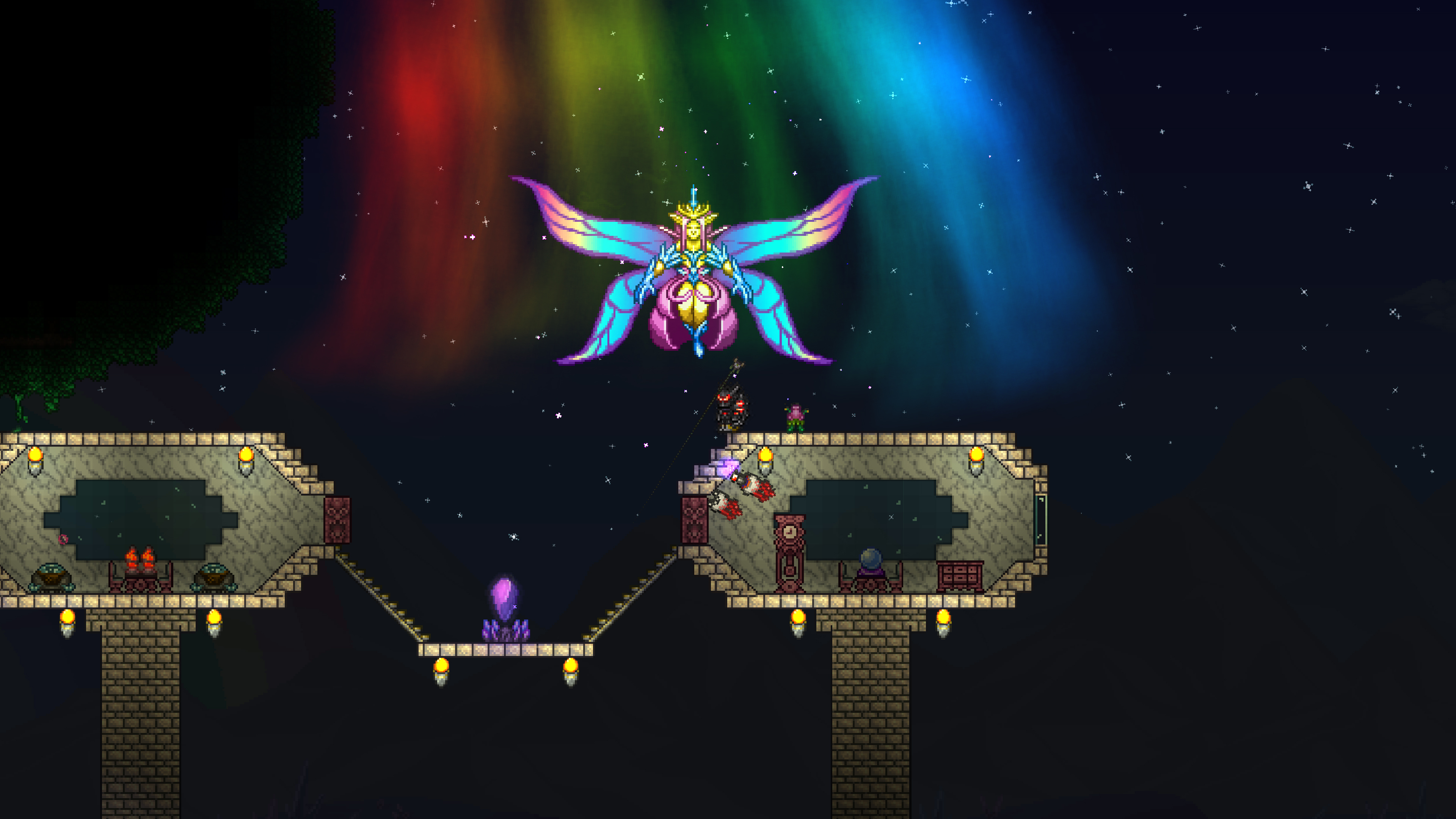 Скриншот №8 к Terraria – PlayStation4 Edition