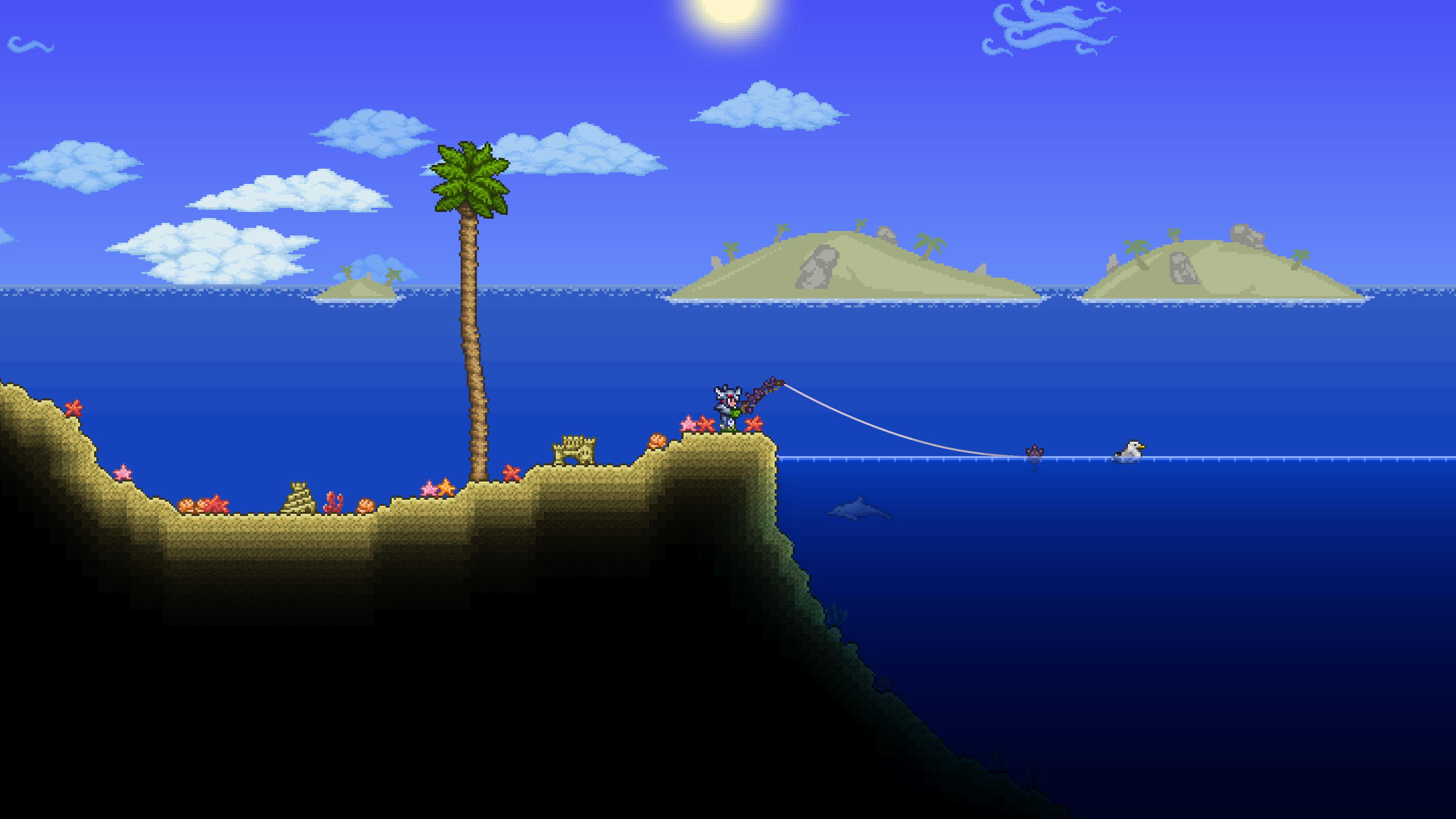 Скриншот №6 к Terraria – PlayStation4 Edition