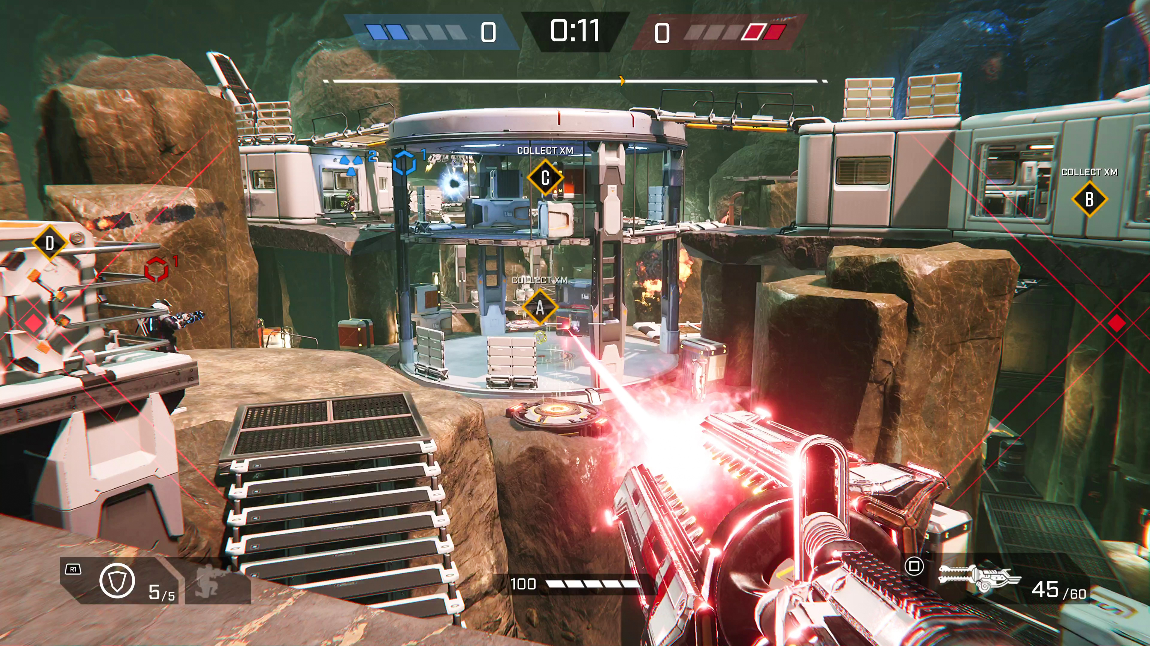 Скриншот №4 к Lemnis Gate PS4 and PS5