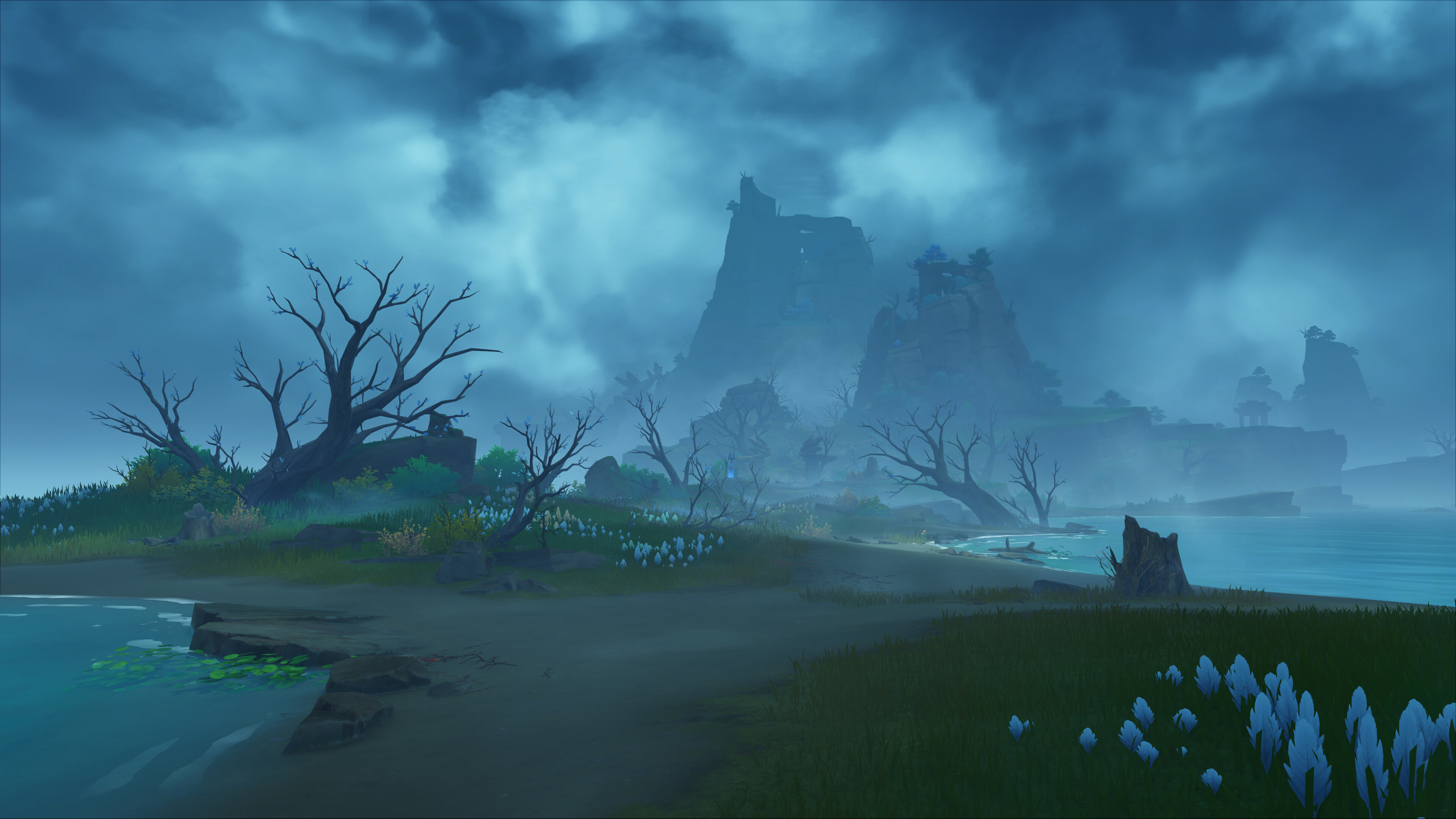 Скриншот №1 к Genshin Impact