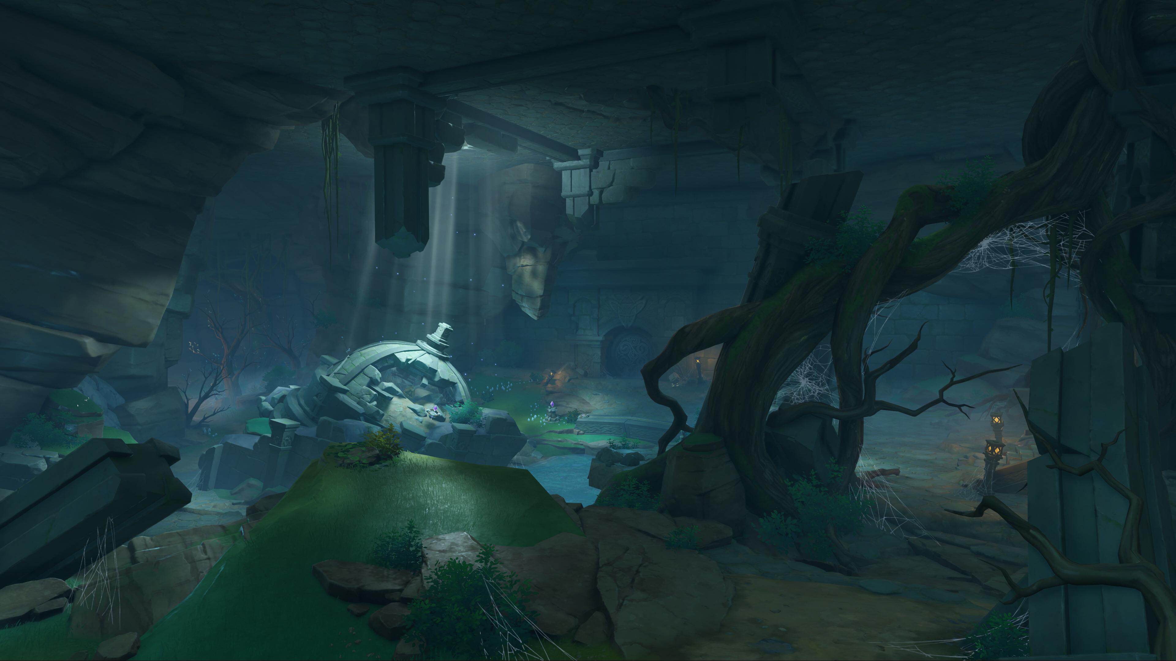 Скриншот №9 к Genshin Impact