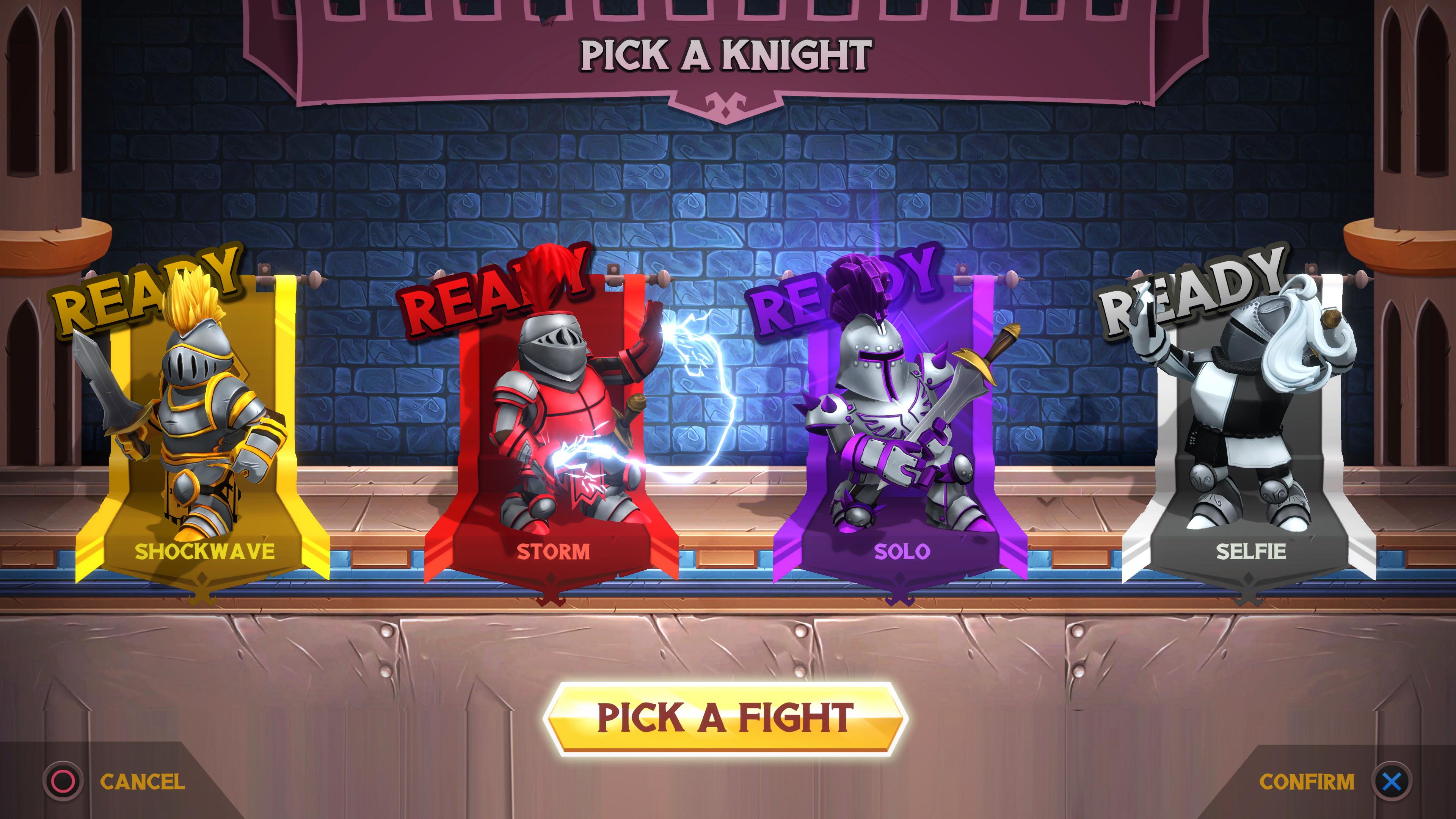 Скриншот №9 к Knight Squad 2