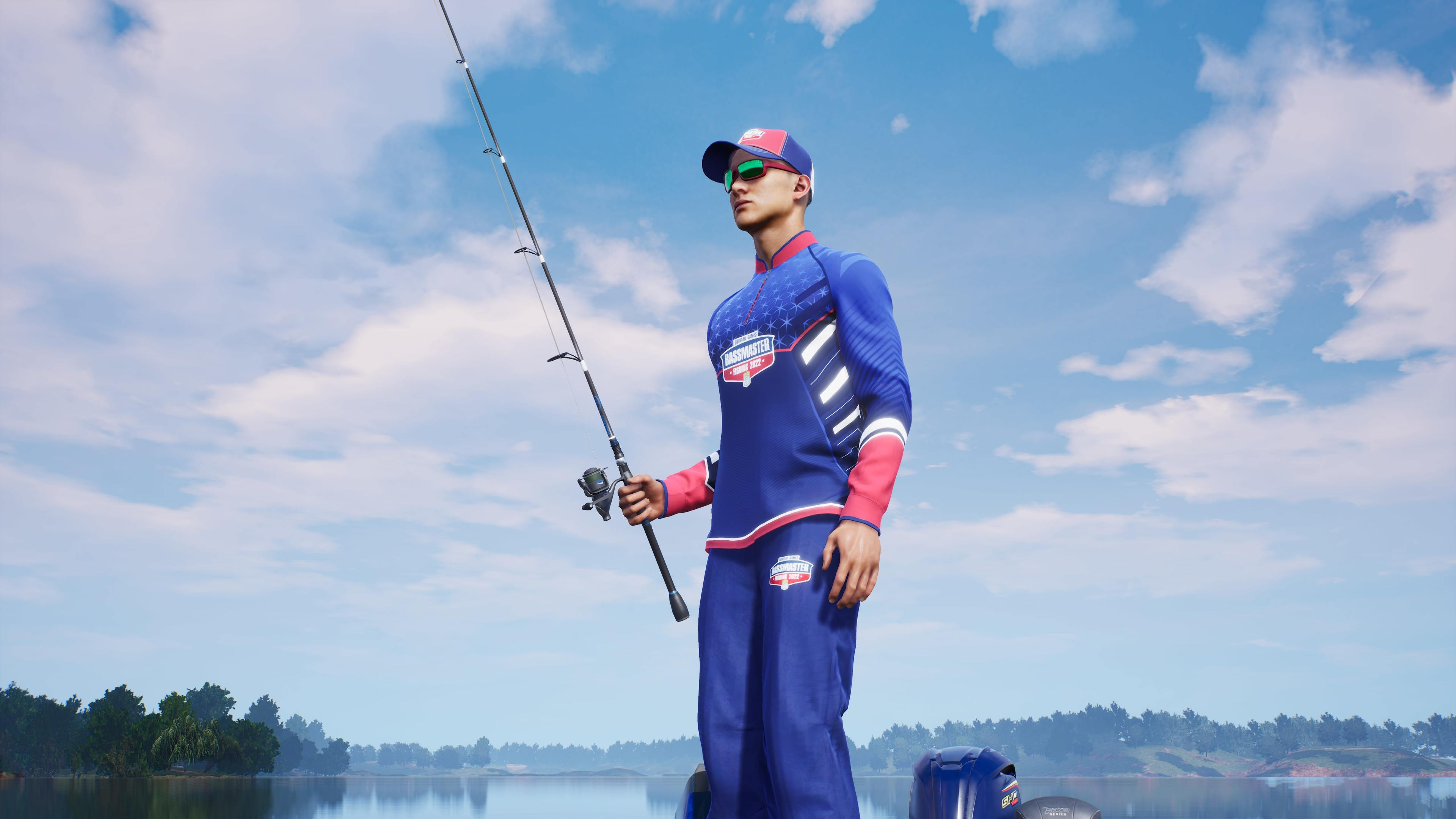 Скриншот №2 к Bassmaster Fishing 2022 Deluxe Edition PS4 and PS5