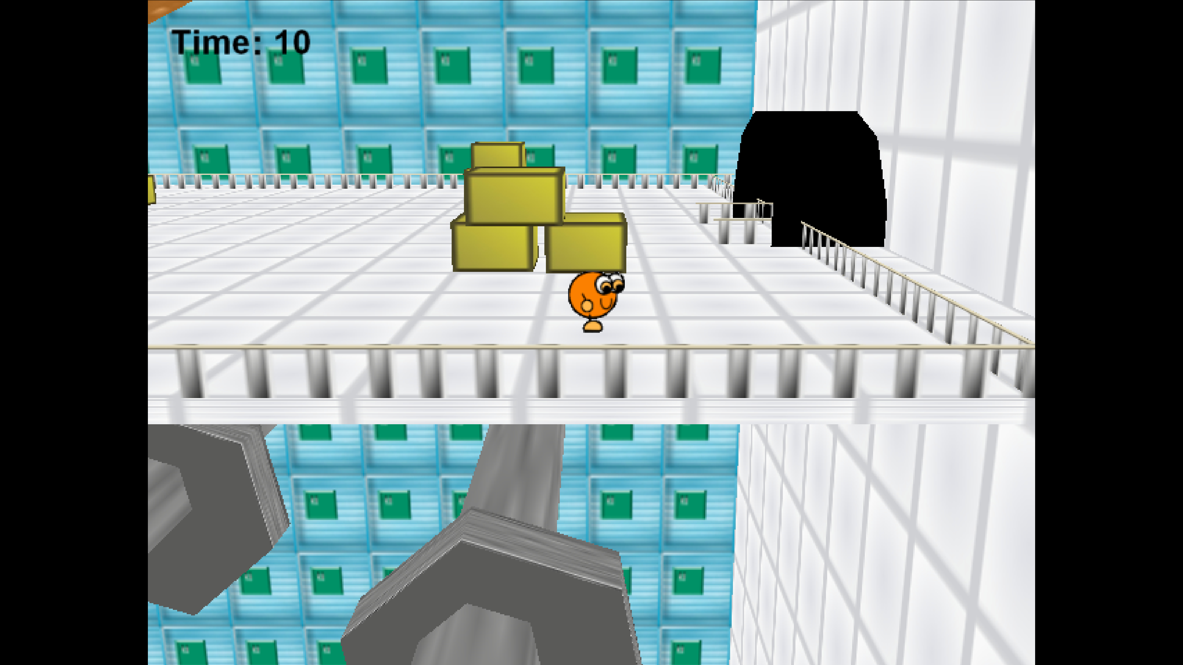 Скриншот №3 к Zippy the Circle Level 3 and Level 4