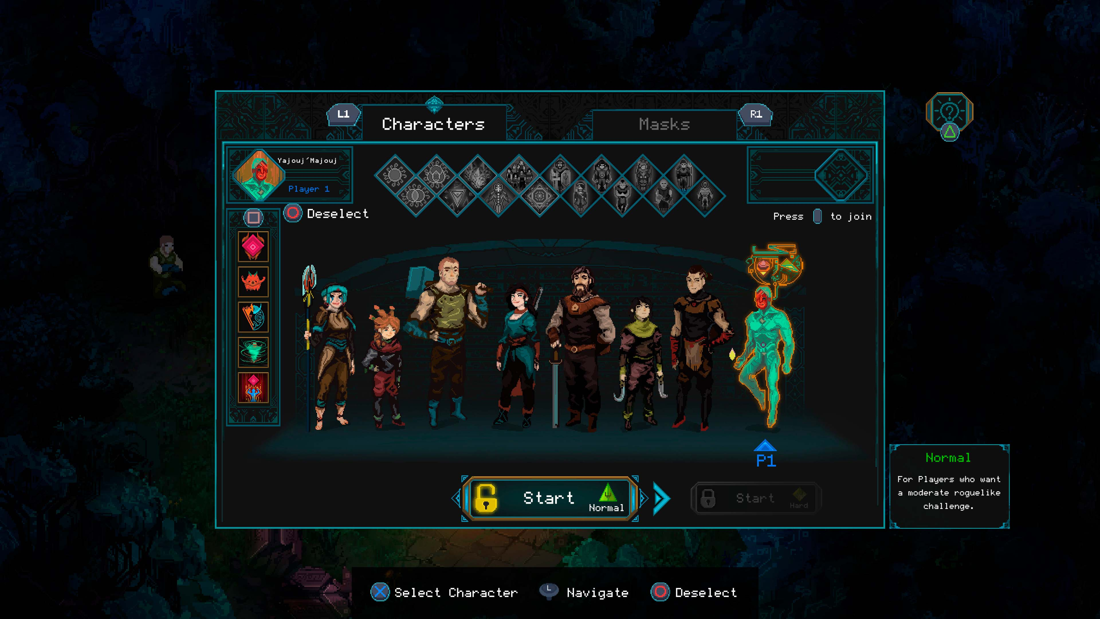 Скриншот №10 к Children of Morta Complete Edition
