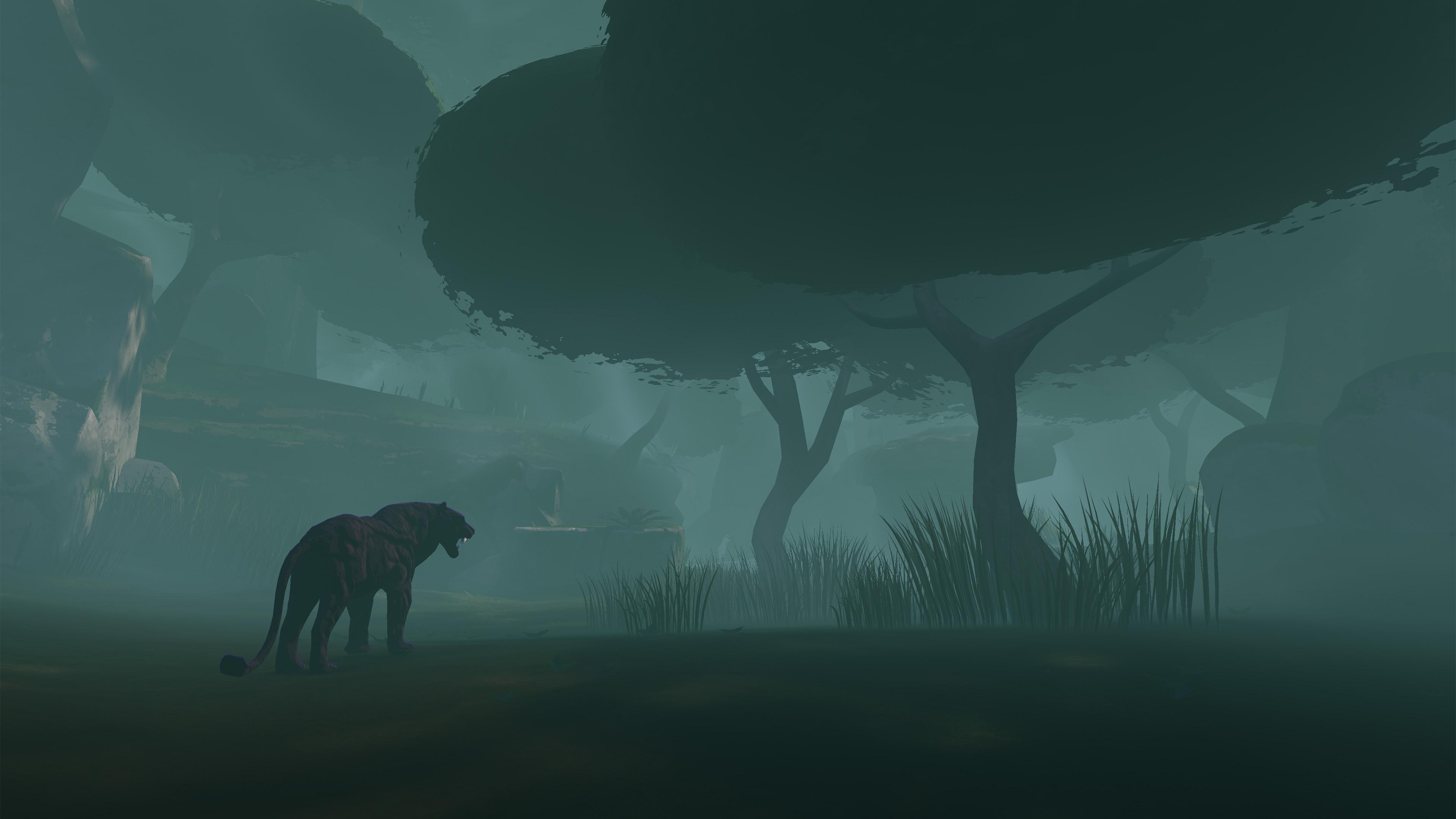 Скриншот №2 к Song in the Smoke