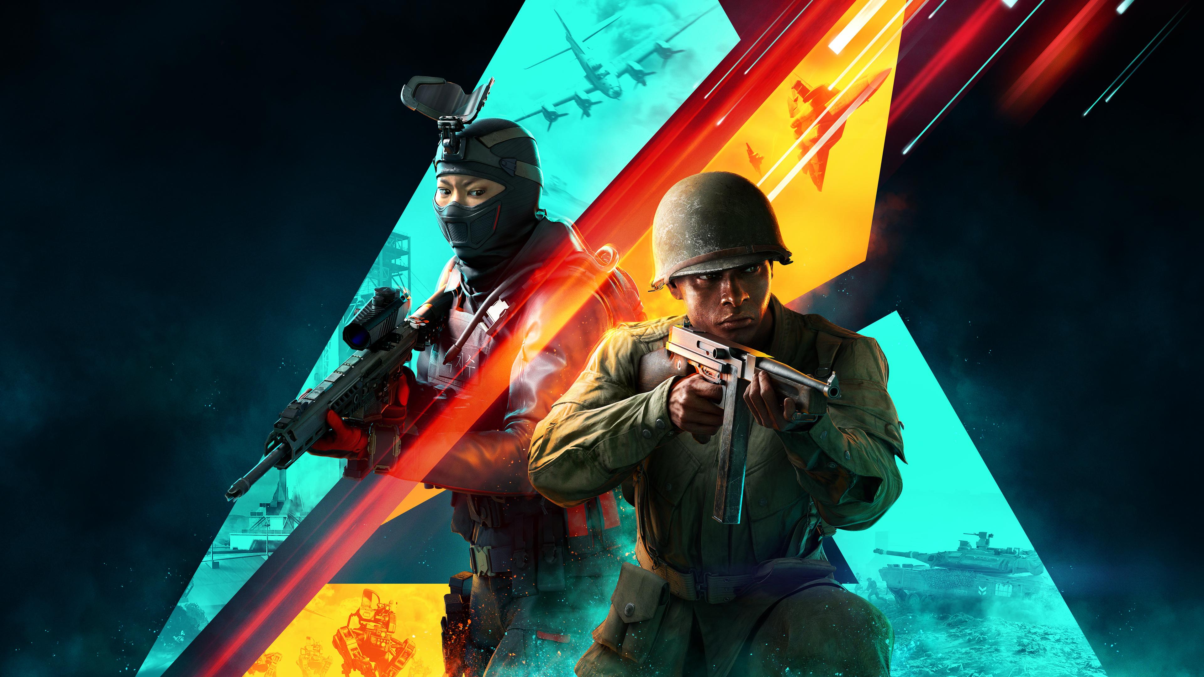 Скриншот №8 к Battlefield 2042 для PS4