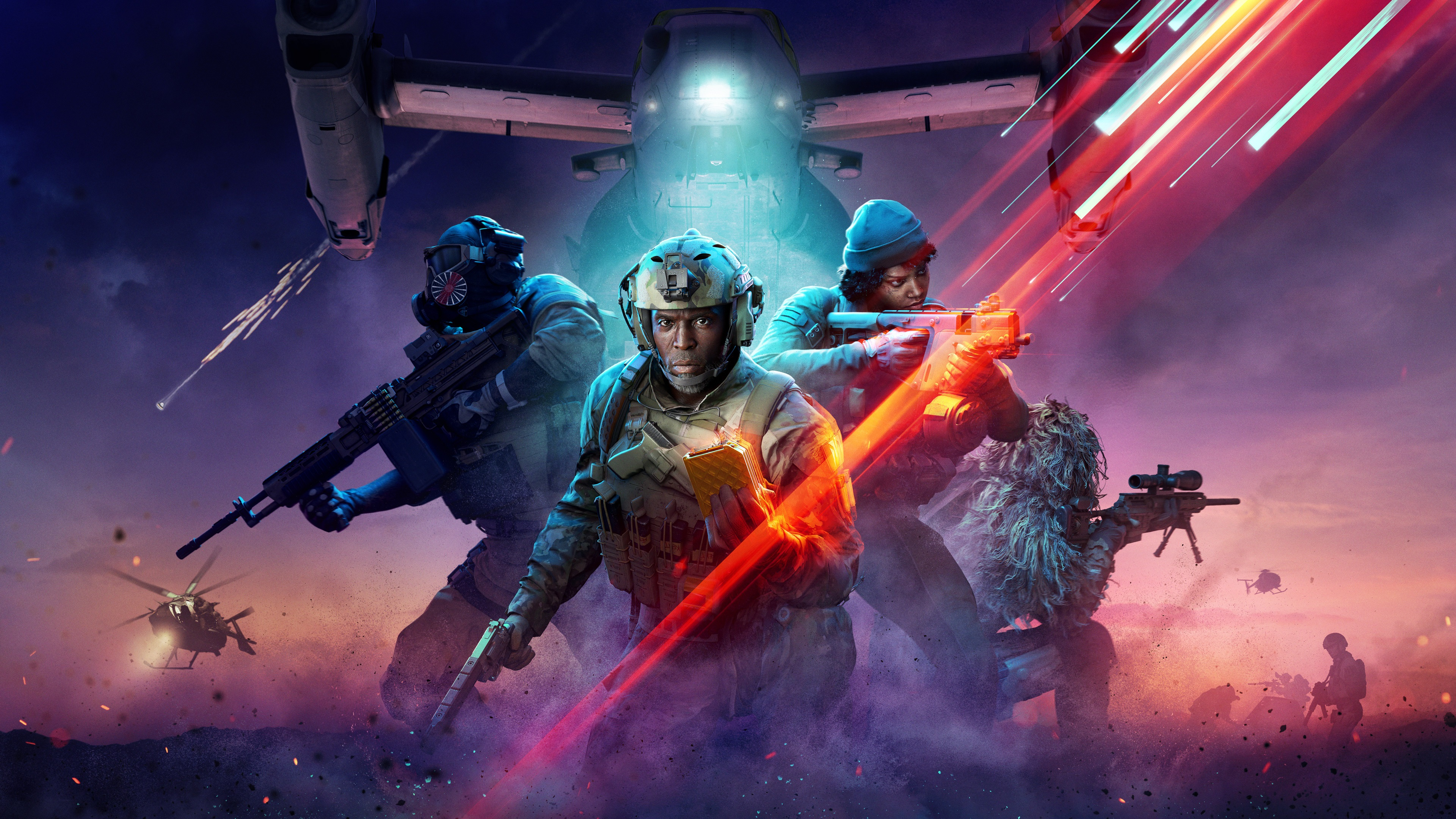 Скриншот №9 к Battlefield 2042 для PS4
