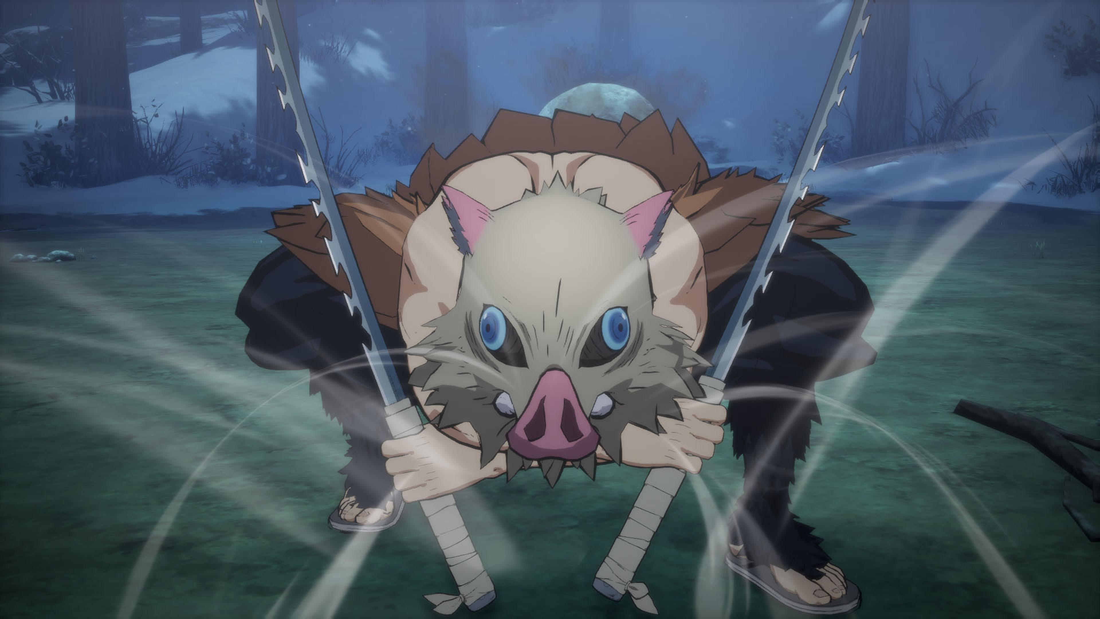 Скриншот №6 к Demon Slayer -Kimetsu no Yaiba- The Hinokami Chronicles Deluxe Edition PS4 and PS5