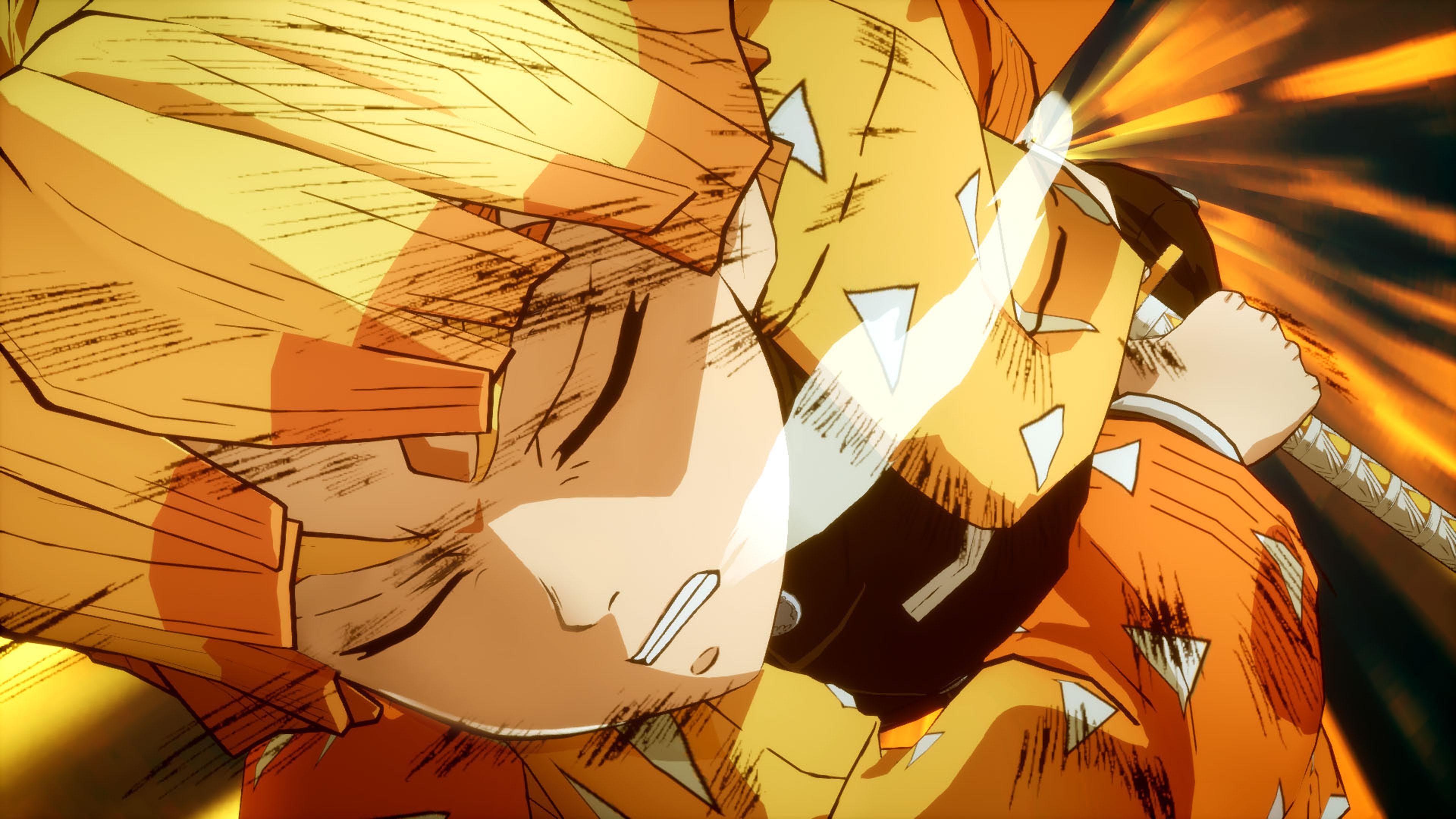 Скриншот №5 к Demon Slayer -Kimetsu no Yaiba- The Hinokami Chronicles Deluxe Edition PS4 and PS5