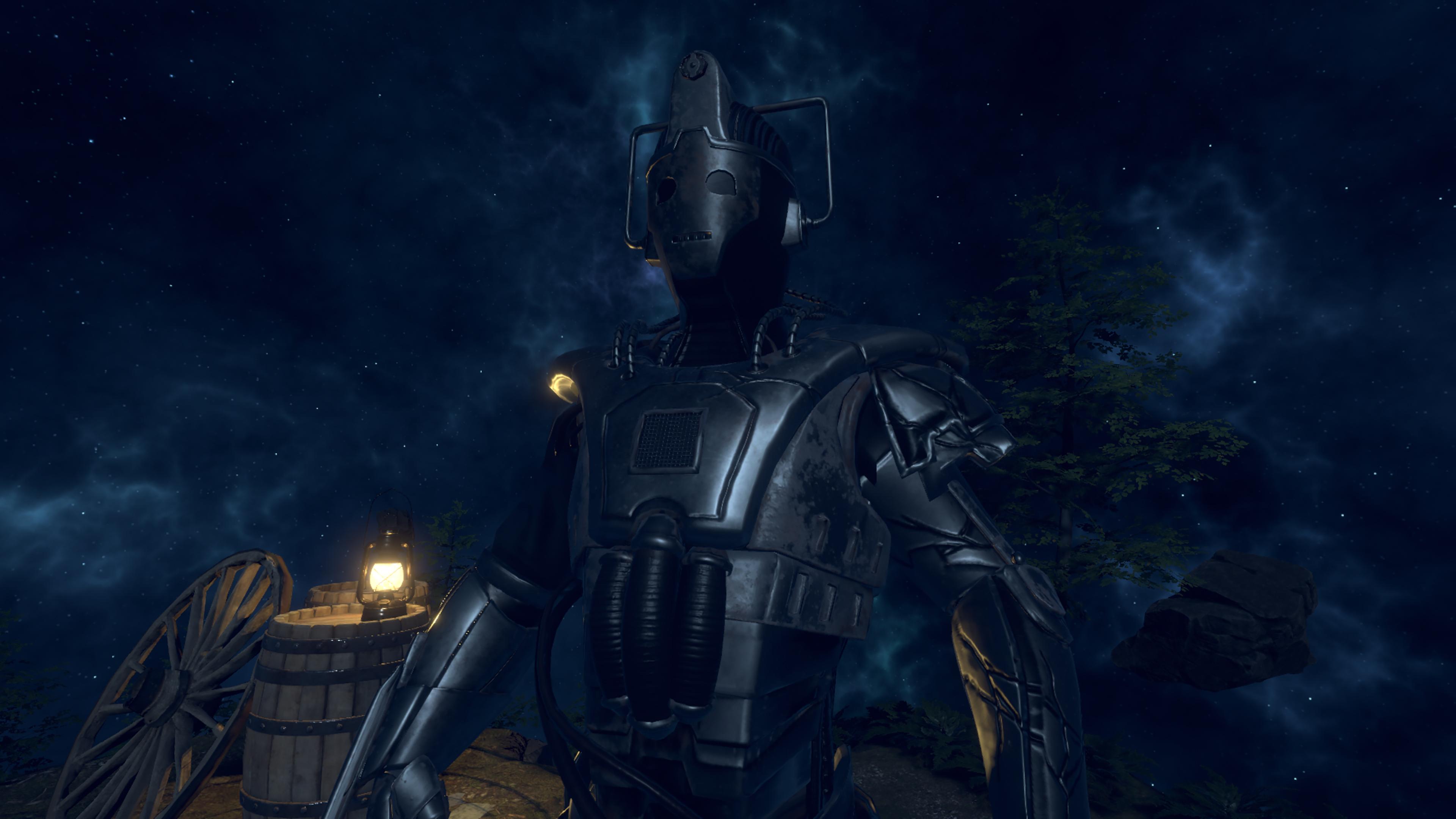 Скриншот №8 к Doctor Who The Edge of Reality