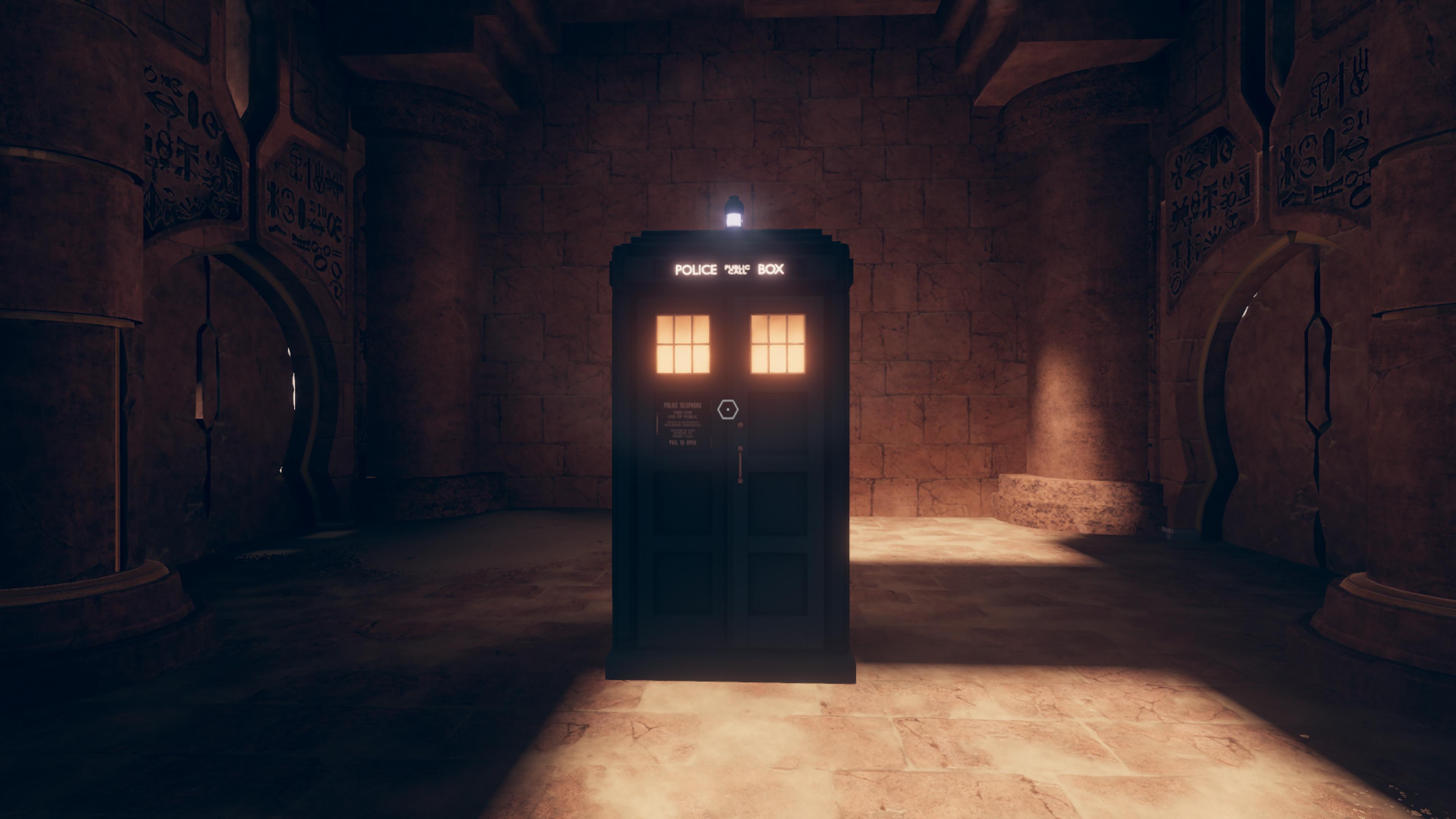 Скриншот №2 к Doctor Who The Edge of Reality