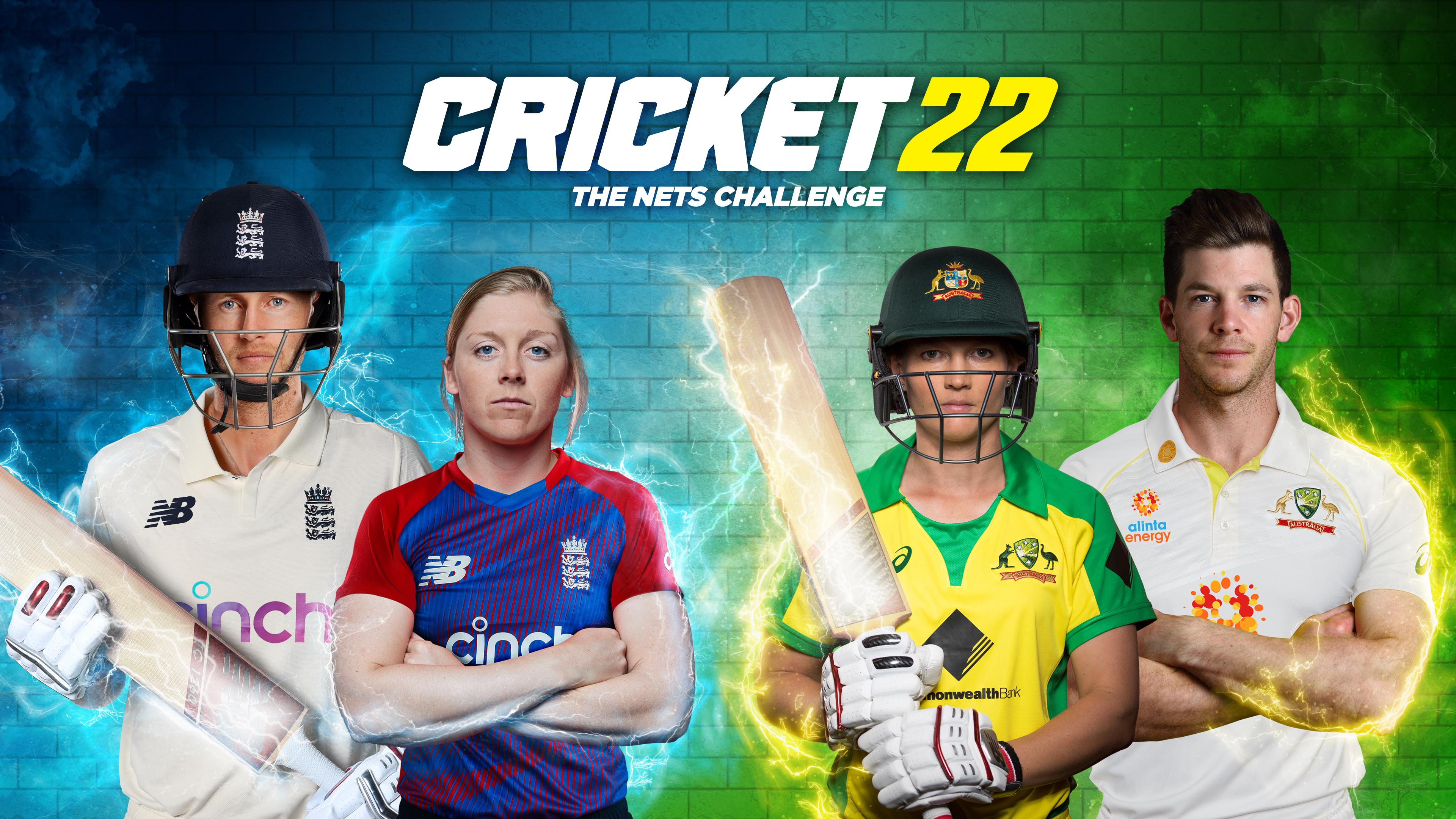 Скриншот №10 к Официальная игра Эшес Cricket 22